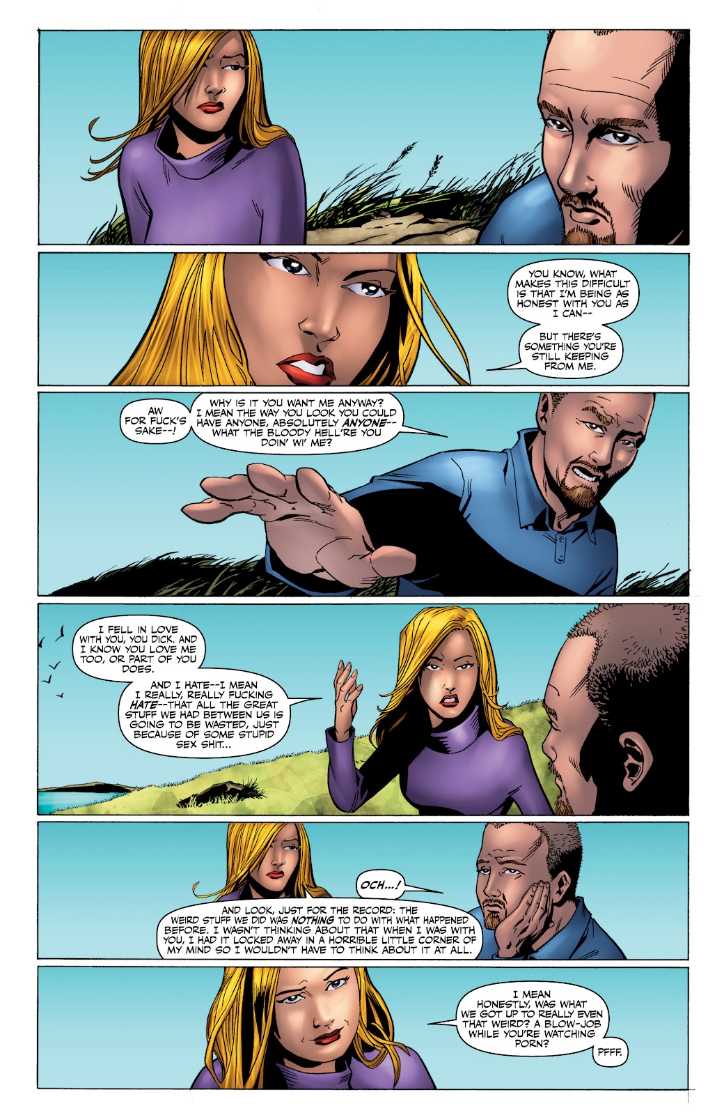 Read online The Boys Omnibus comic -  Issue # TPB 4 (Part 4) - 16
