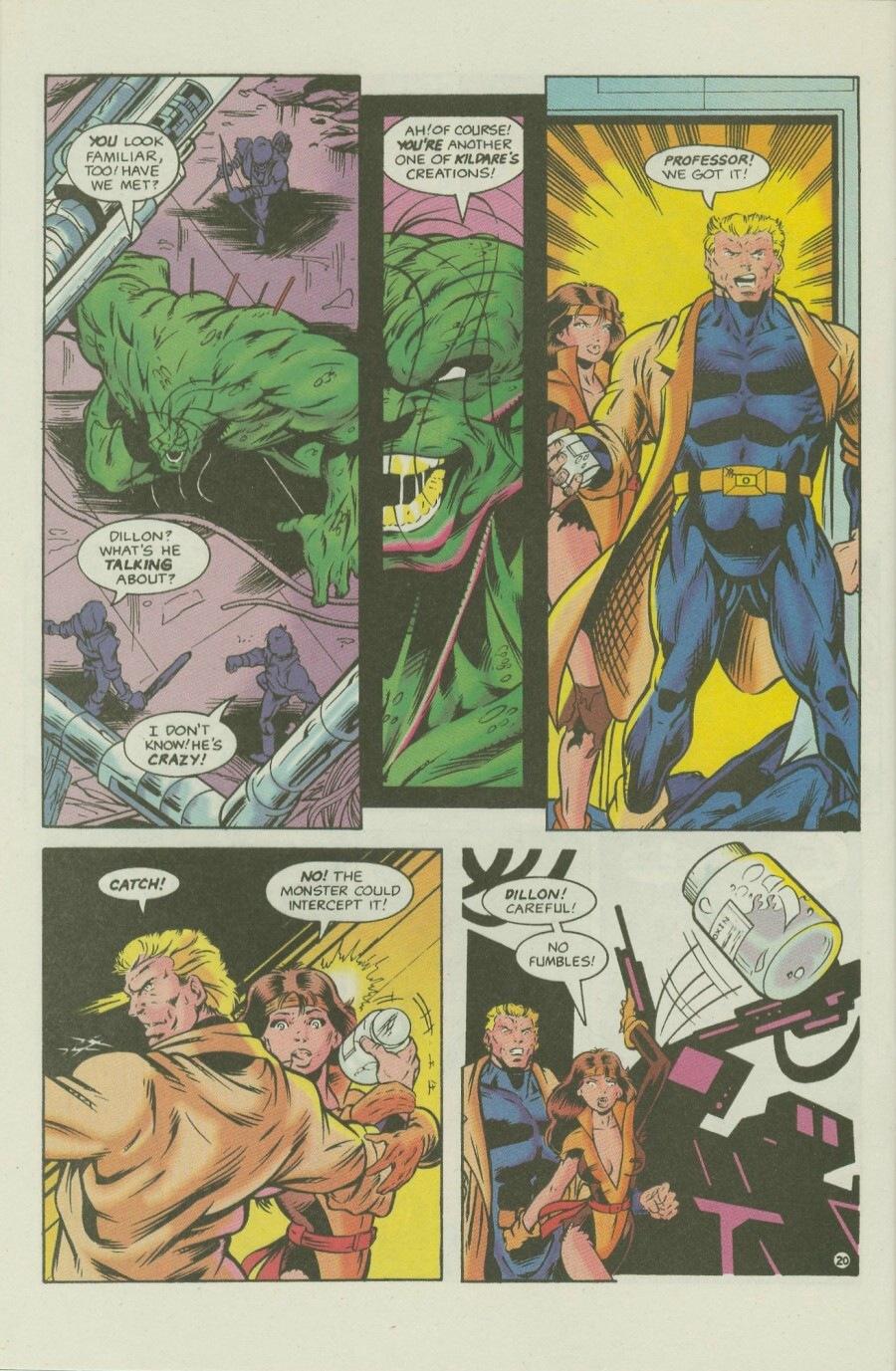 Ex-Mutants Issue #7 #7 - English 25