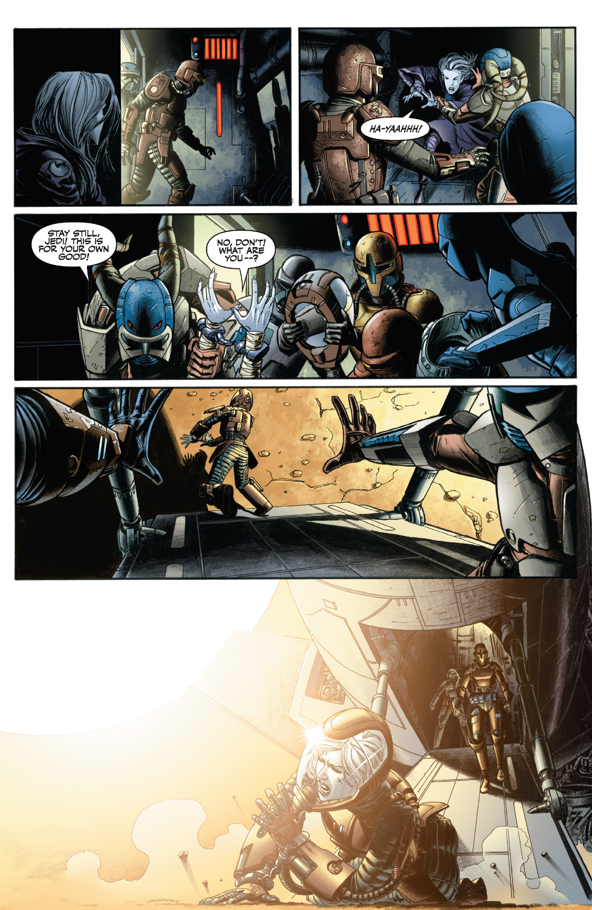 Read online Star Wars Omnibus comic -  Issue # Vol. 29 - 176