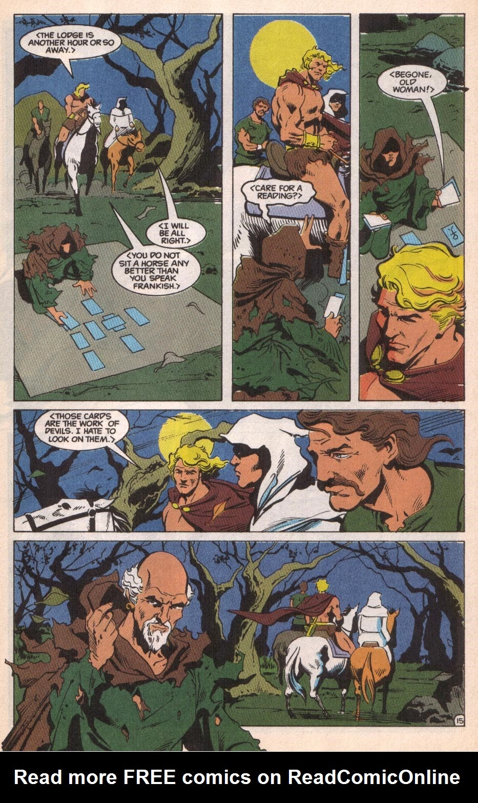 Time Masters issue 5 - Page 19
