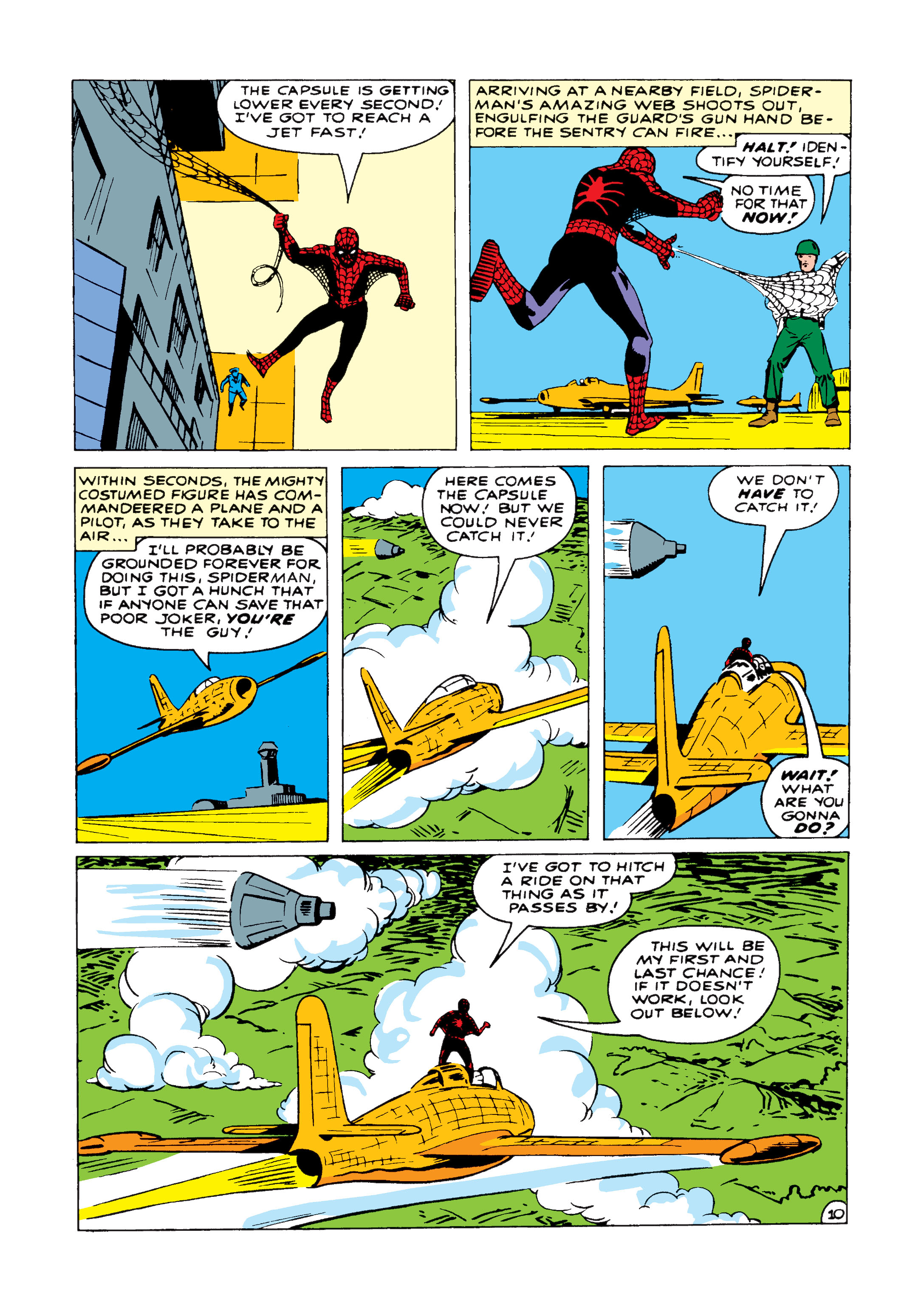 The Amazing Spider-Man (1963) 1 Page 10