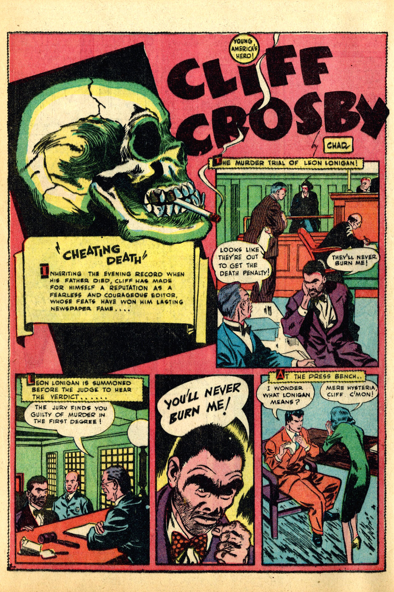 Read online Detective Comics (1937) comic -  Issue #50 - 44