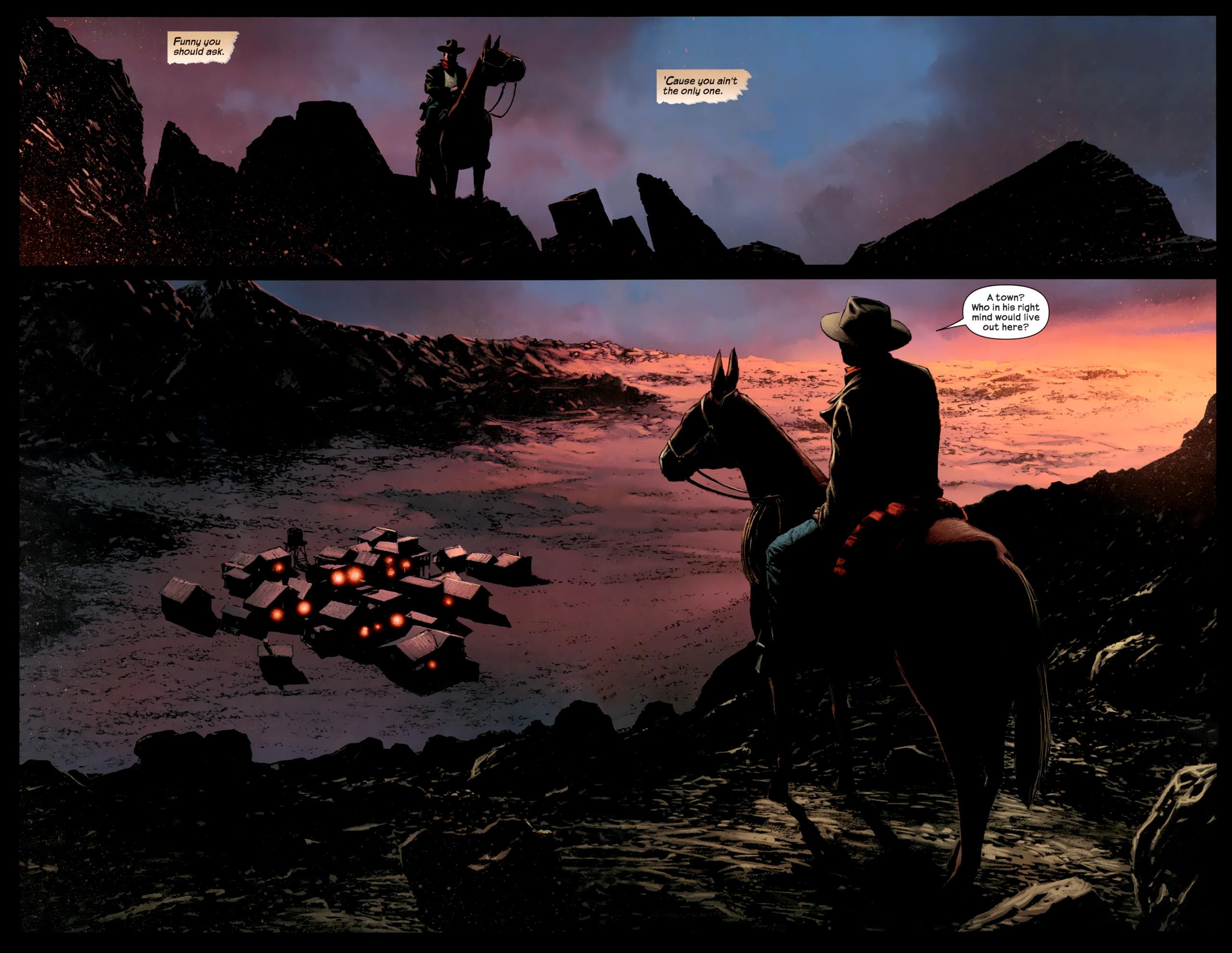 Read online Dark Tower: The Gunslinger - The Battle of Tull comic -  Issue #1 - 11