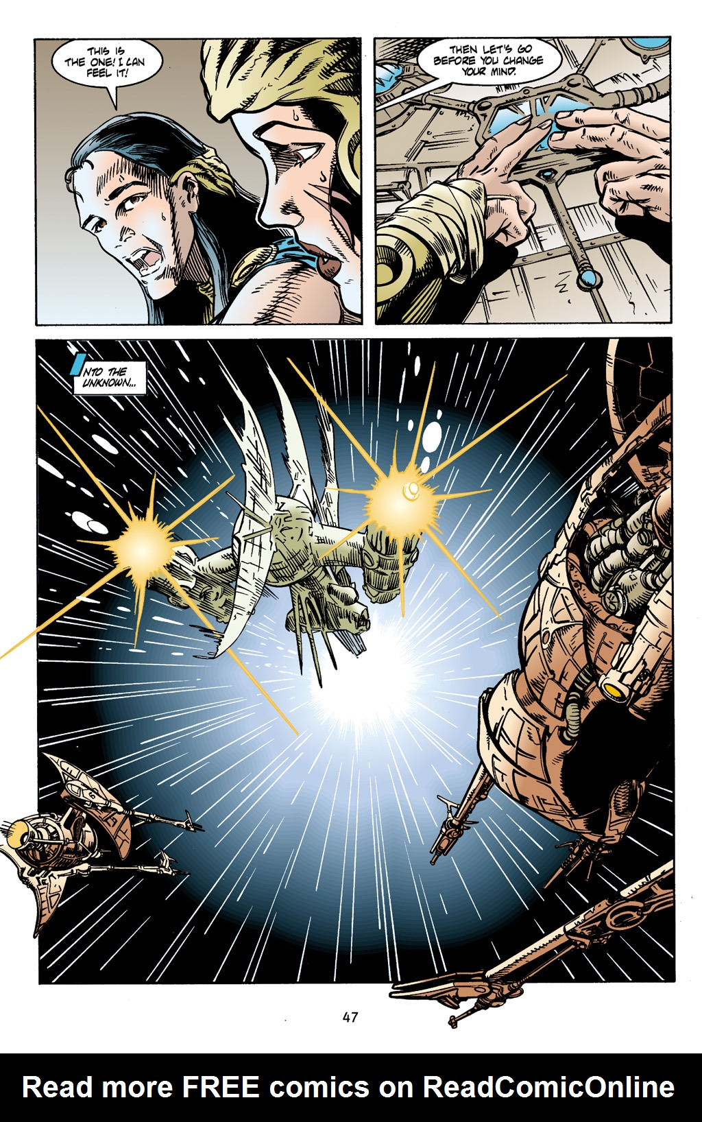 Read online Star Wars Omnibus comic -  Issue # Vol. 4 - 45