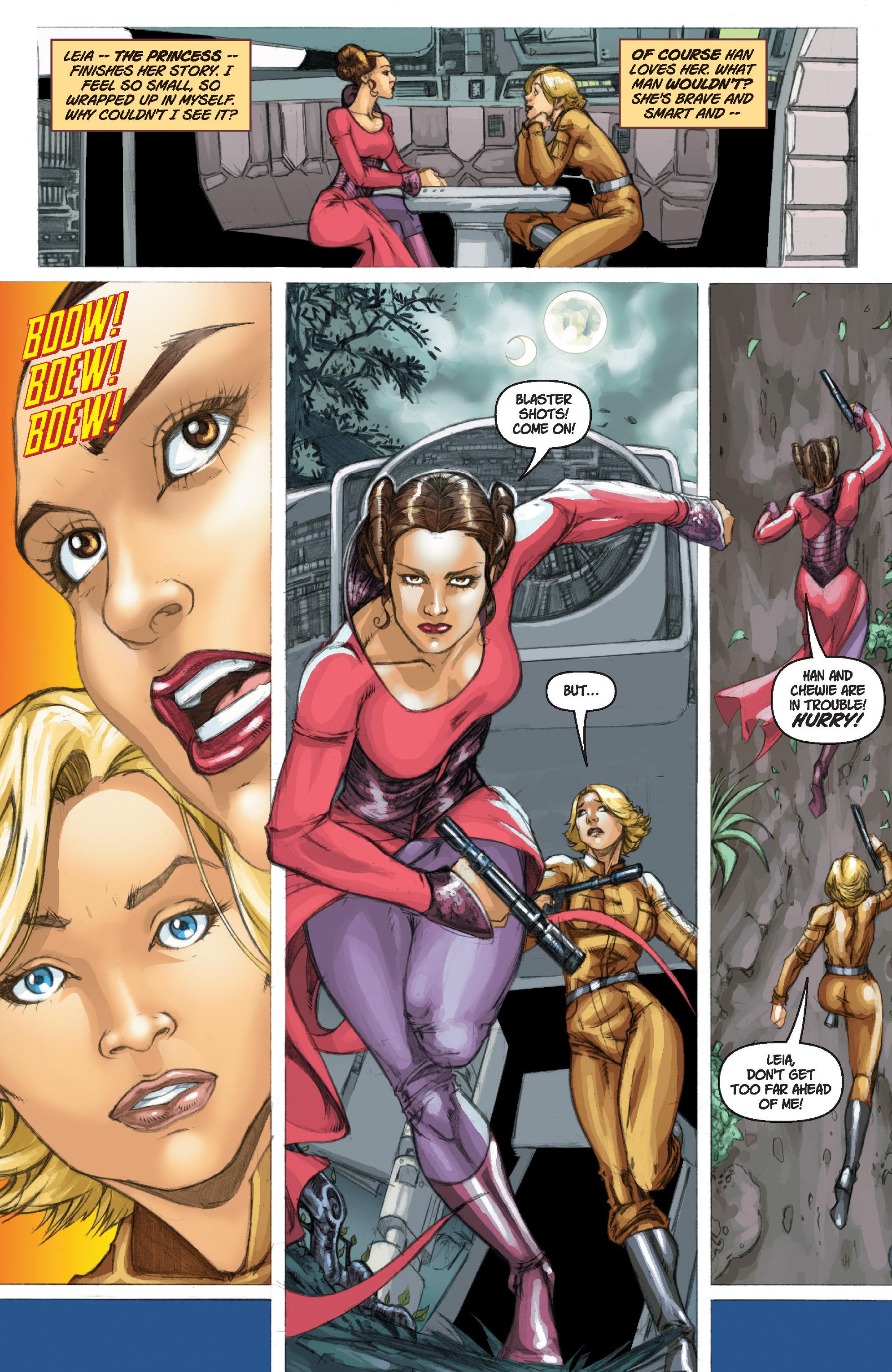 Read online Star Wars Omnibus comic -  Issue # Vol. 17 - 324