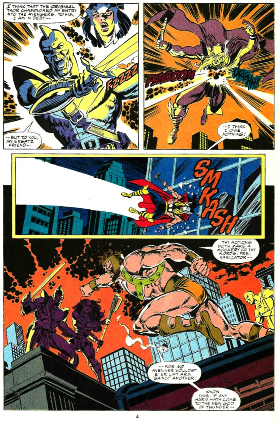The Avengers (1963) 344 Page 4