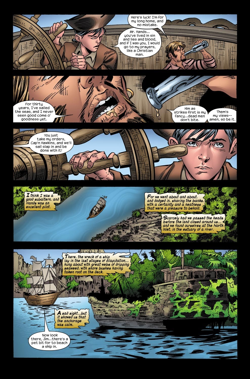Read online Treasure Island comic -  Issue #4 - 20