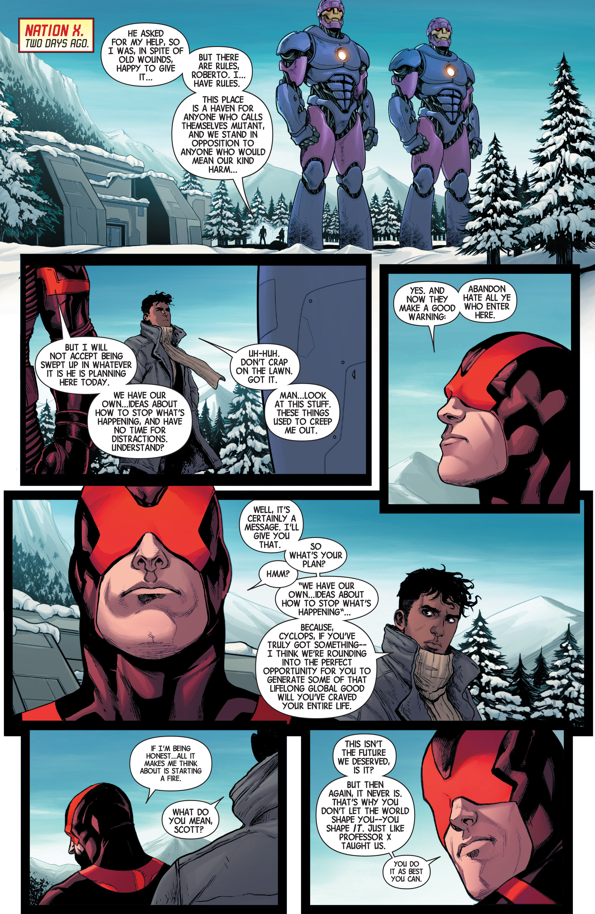 Read online Avengers (2013) comic -  Issue #38 - 13