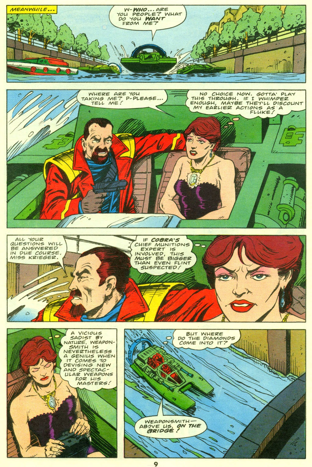 G.I. Joe European Missions issue 9 - Page 10