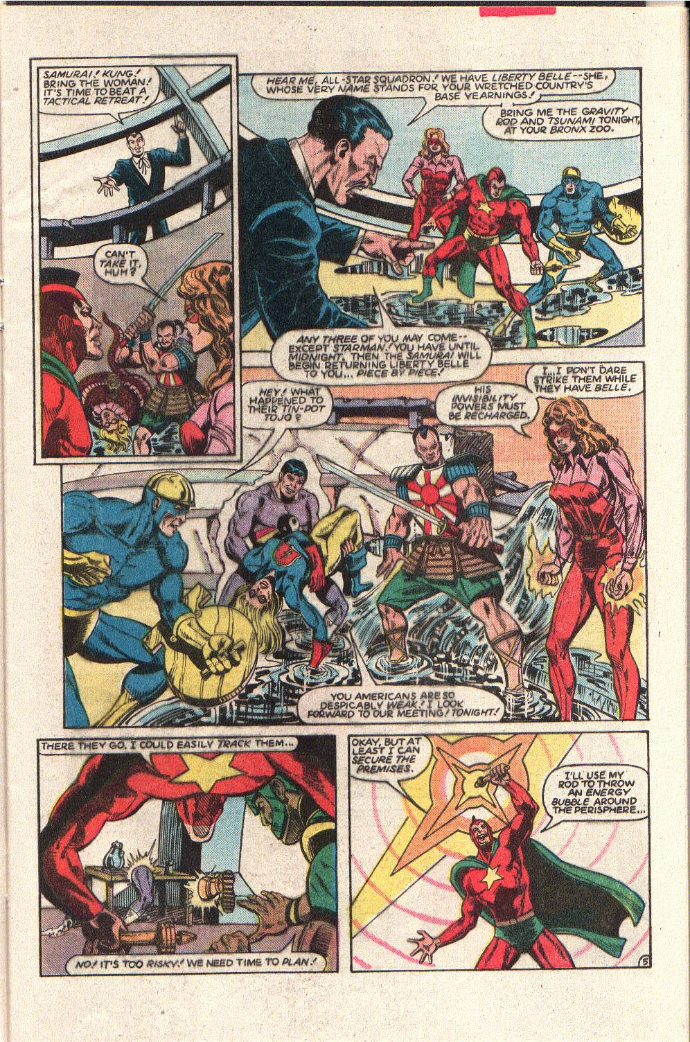 Read online All-Star Squadron comic -  Issue #43 - 9