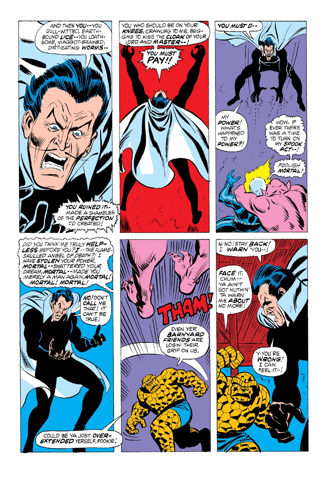 Read online Marvel Two-In-One Epic Collection: Cry Monster comic -  Issue # TPB (Part 2) - 94