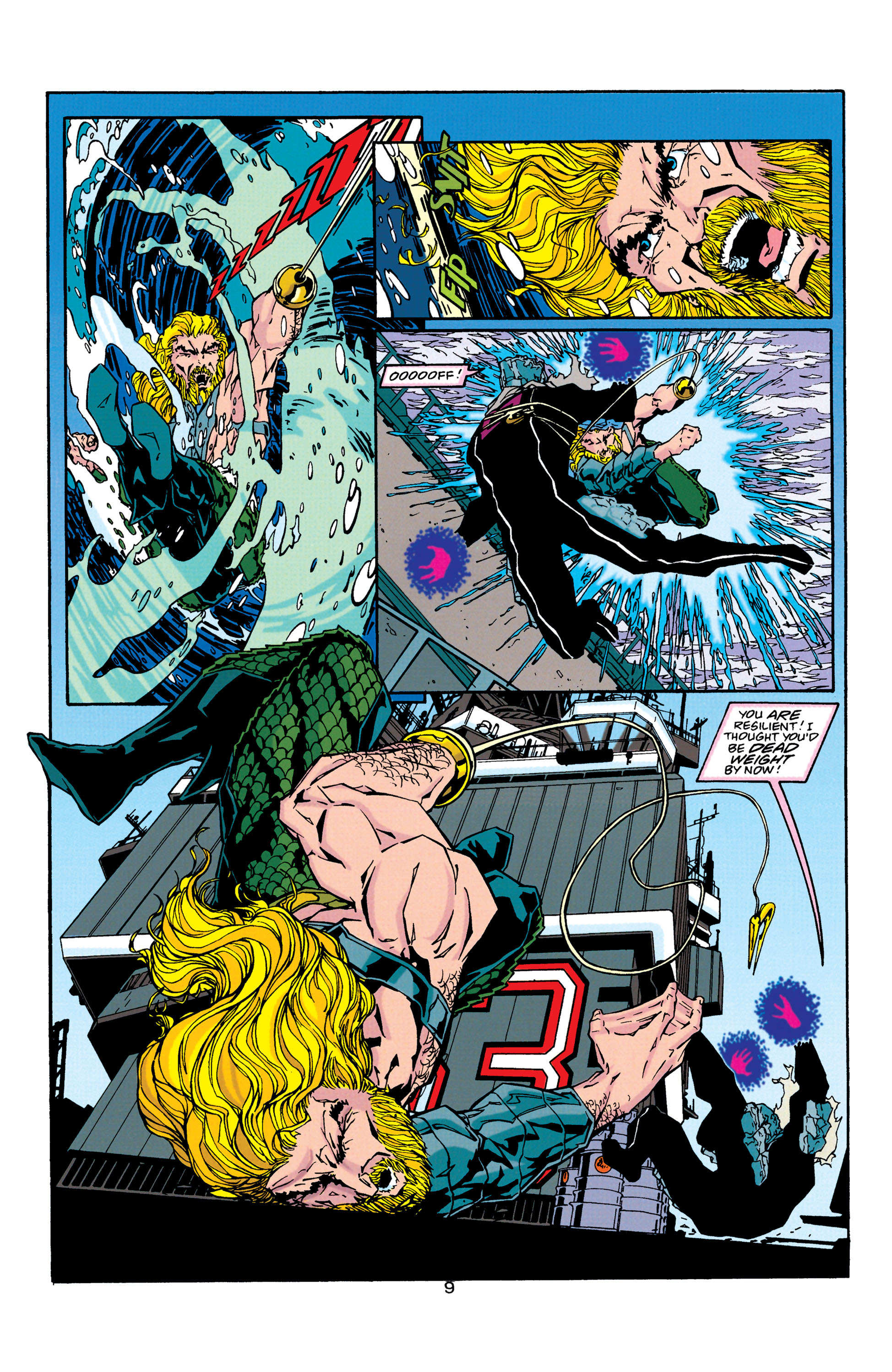 Read online Aquaman (1994) comic -  Issue #39 - 10