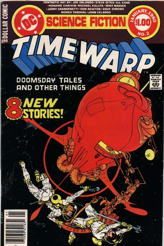 Time Warp (1979) 2 Page 1