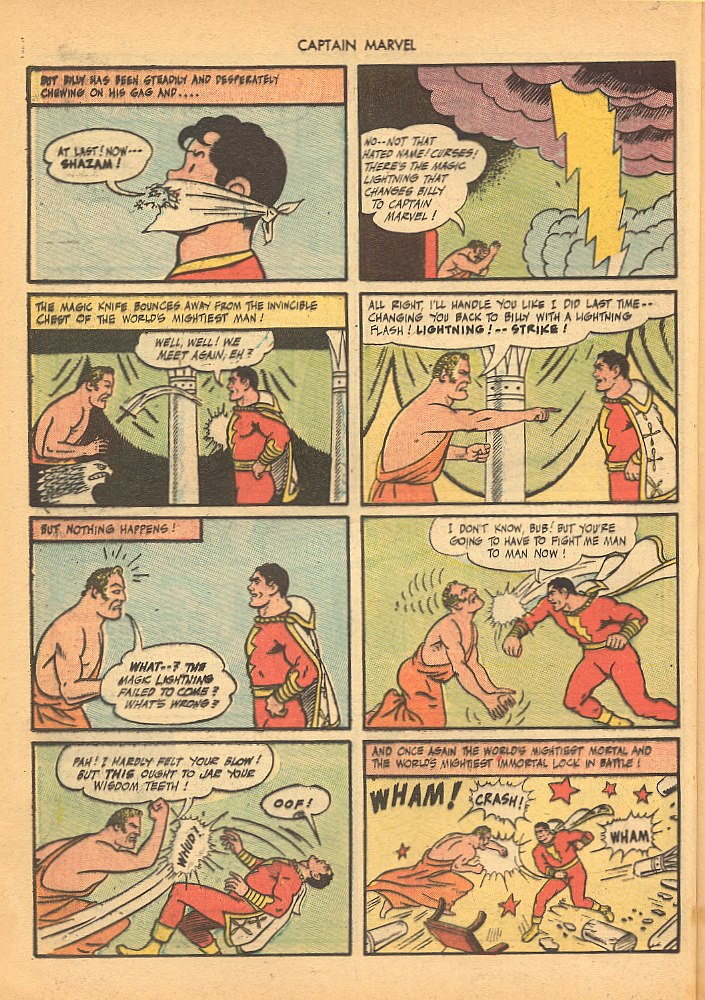 Captain Marvel Adventures issue 62 - Page 28