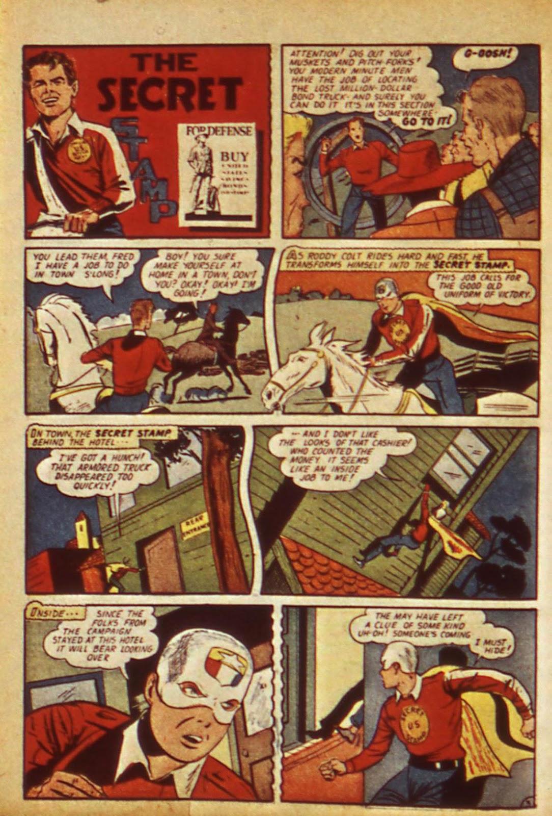 USA Comics issue 7 - Page 48