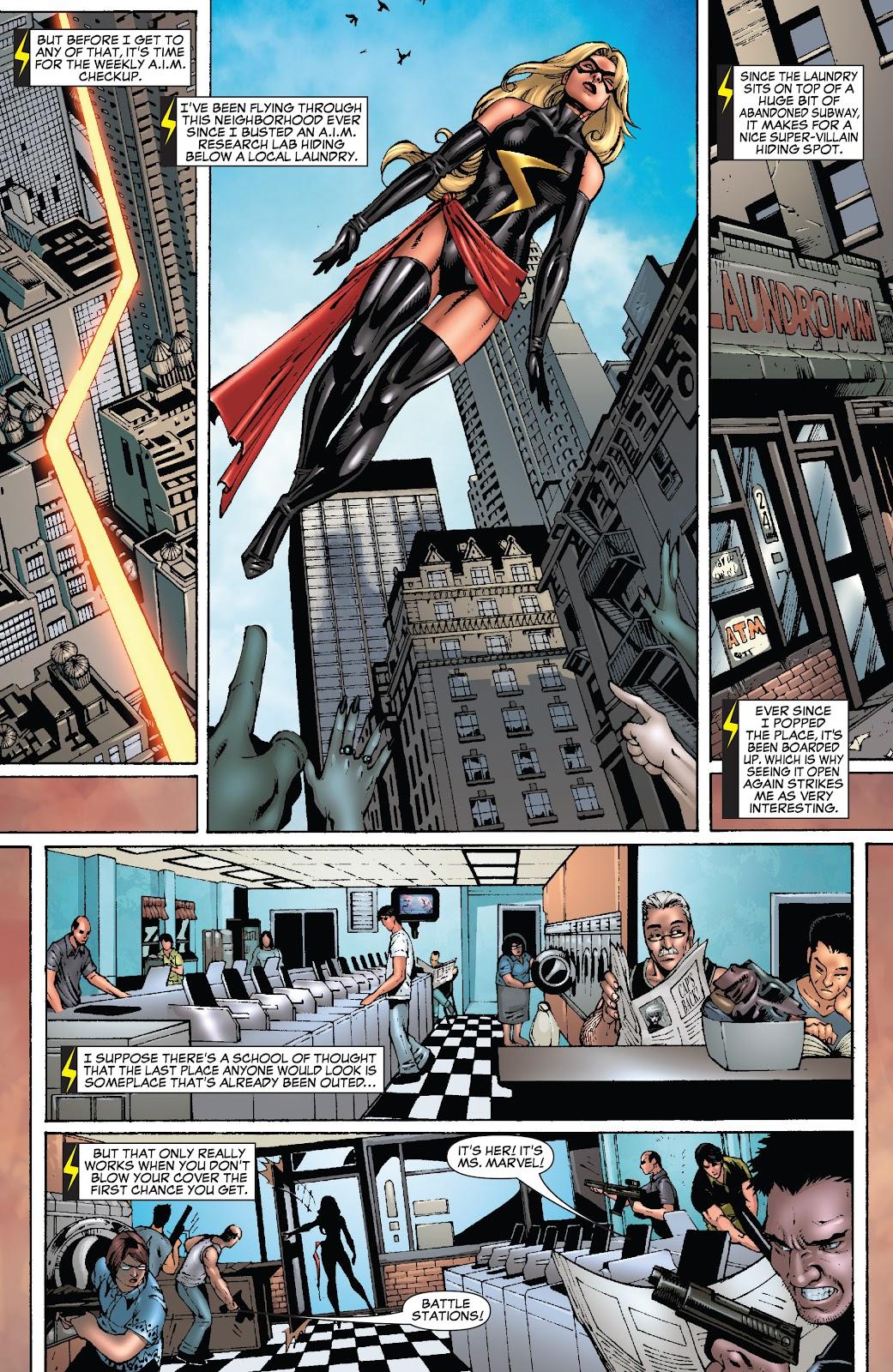 Read online Secret Invasion: Rise of the Skrulls comic -  Issue # TPB (Part 4) - 87