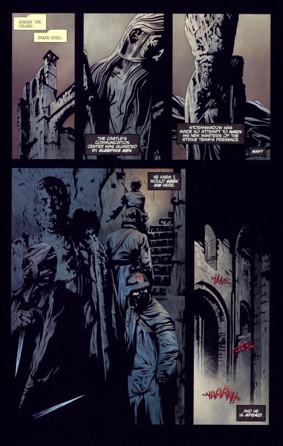 Read online Transformers/G.I. Joe comic -  Issue #2 - 20