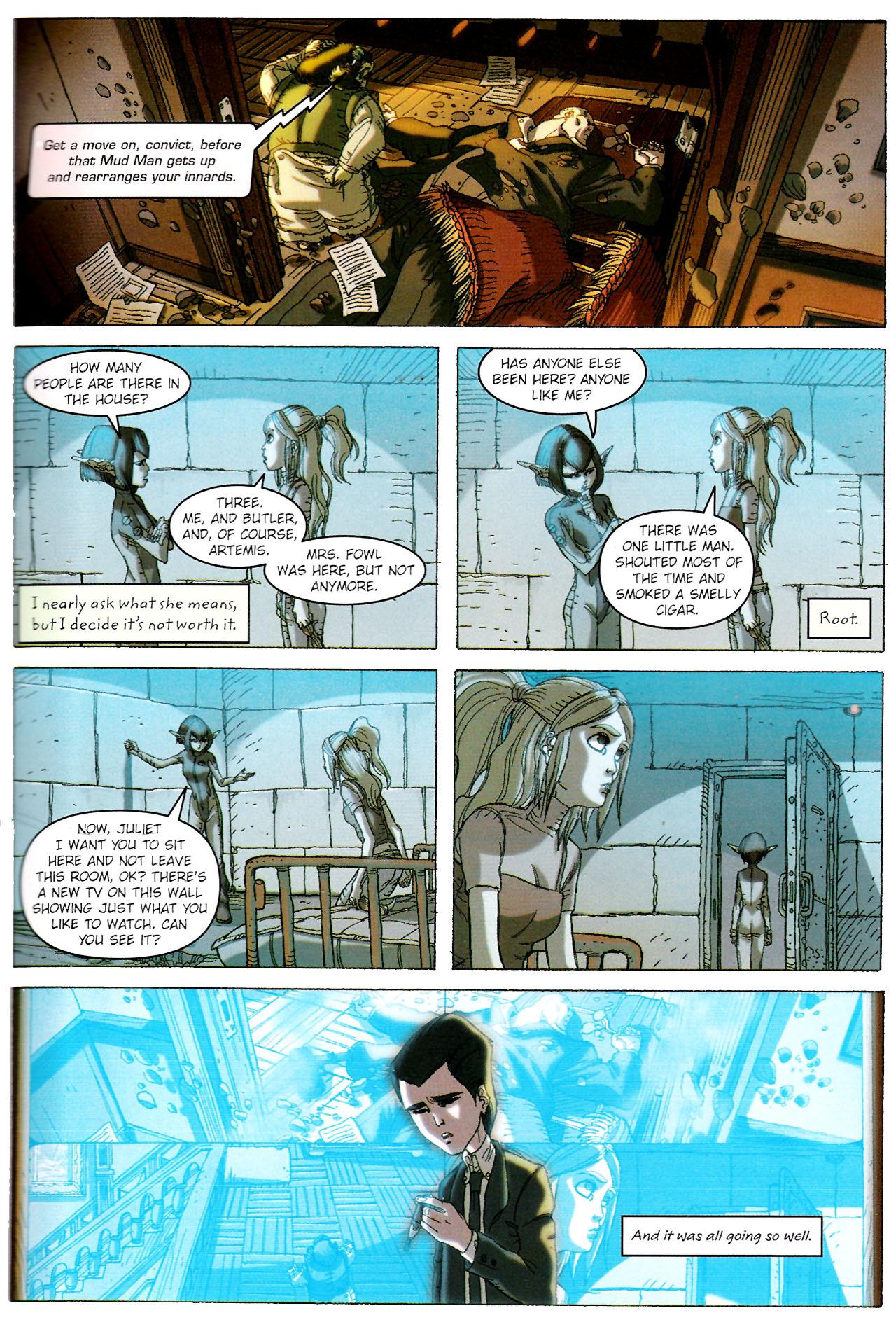 Read online Artemis Fowl: The Graphic Novel comic -  Issue #Artemis Fowl: The Graphic Novel Full - 80