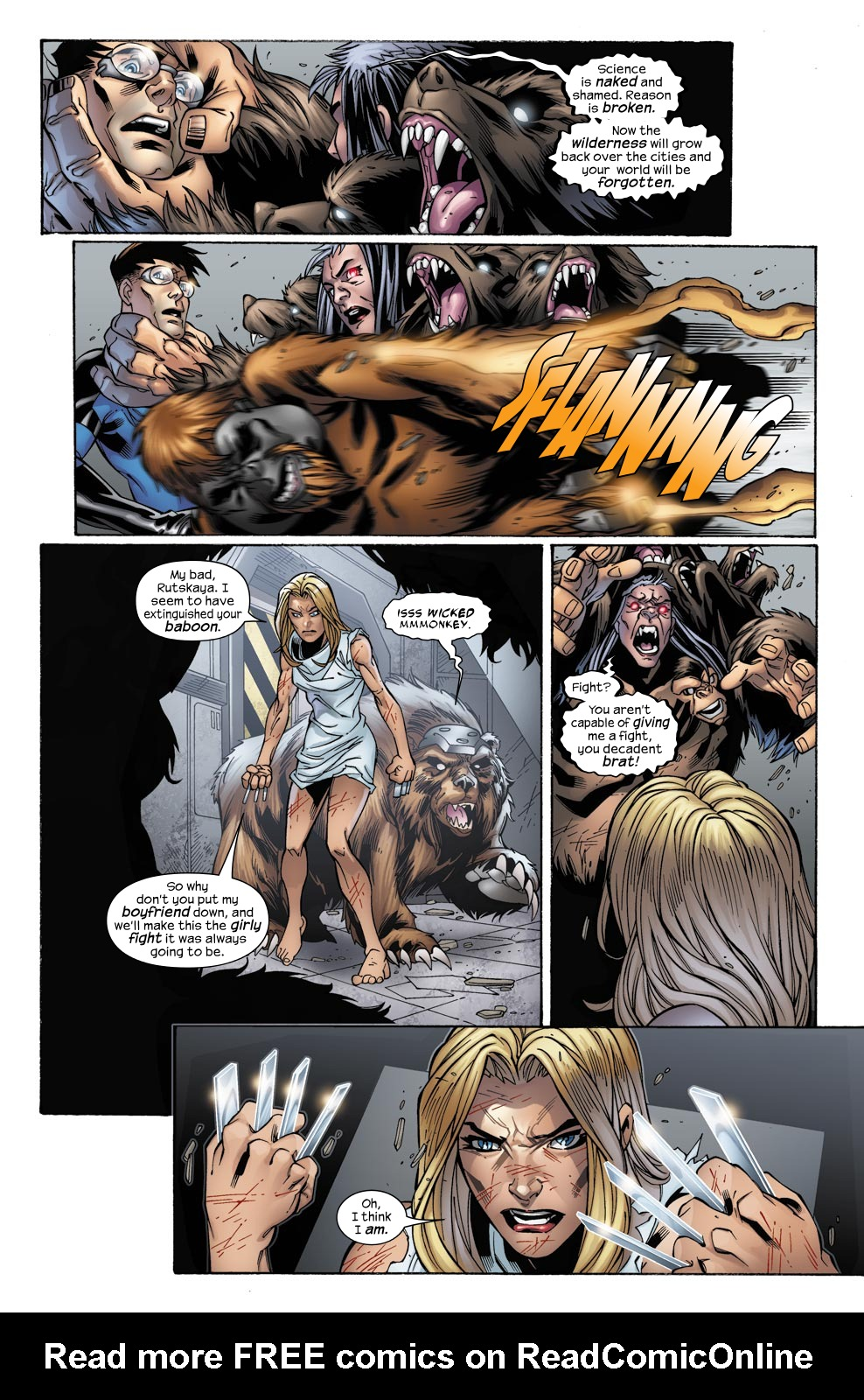 Read online Ultimate Fantastic Four (2004) comic -  Issue #49 - 19