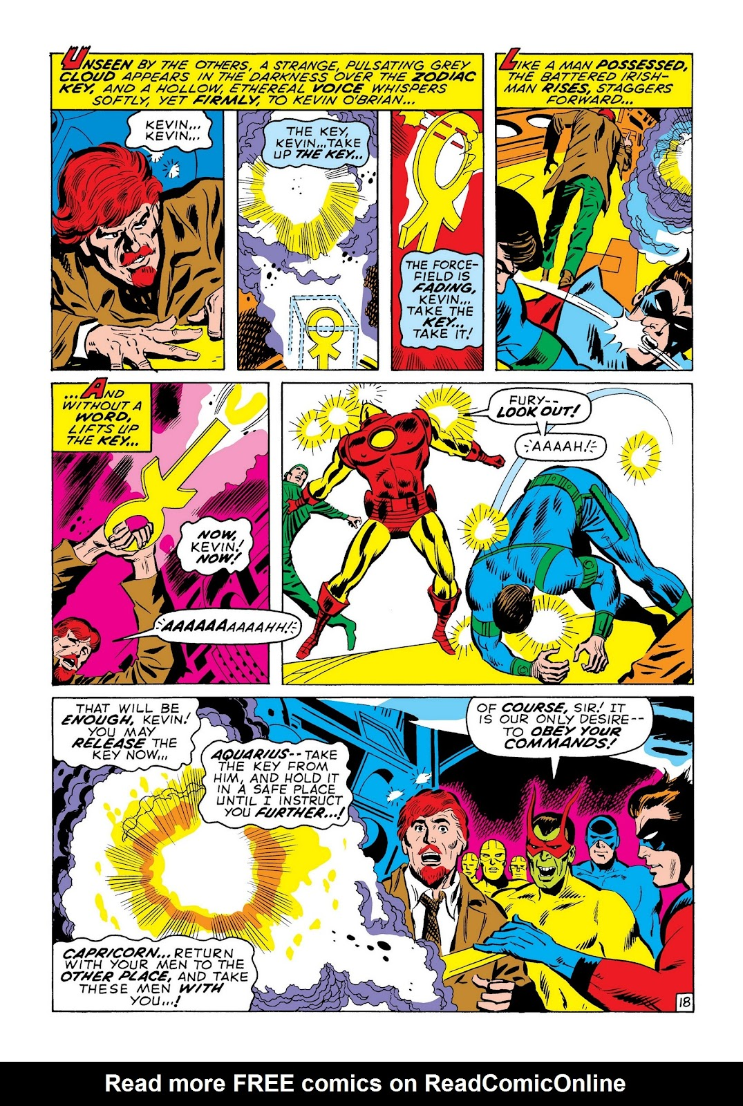 Read online Marvel Masterworks: The Invincible Iron Man comic -  Issue # TPB 7 (Part 3) - 6