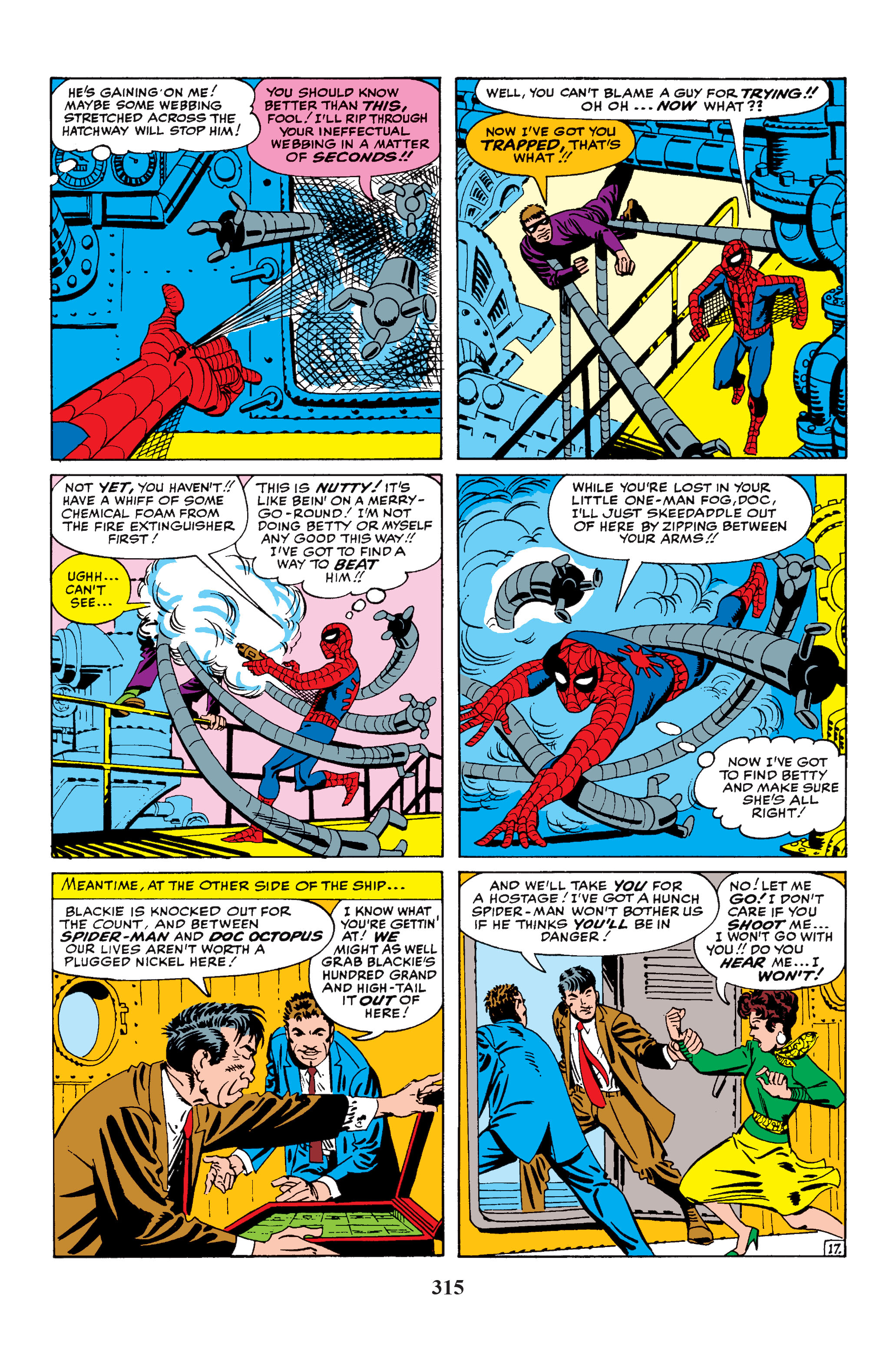 The Amazing Spider-Man (1963) 11 Page 17