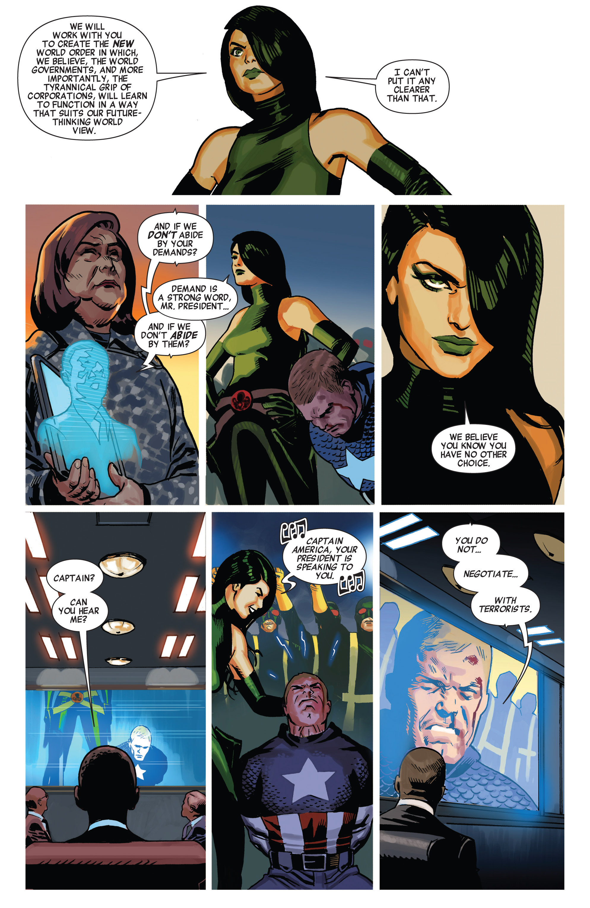 Read online Avengers (2010) comic -  Issue #23 - 5