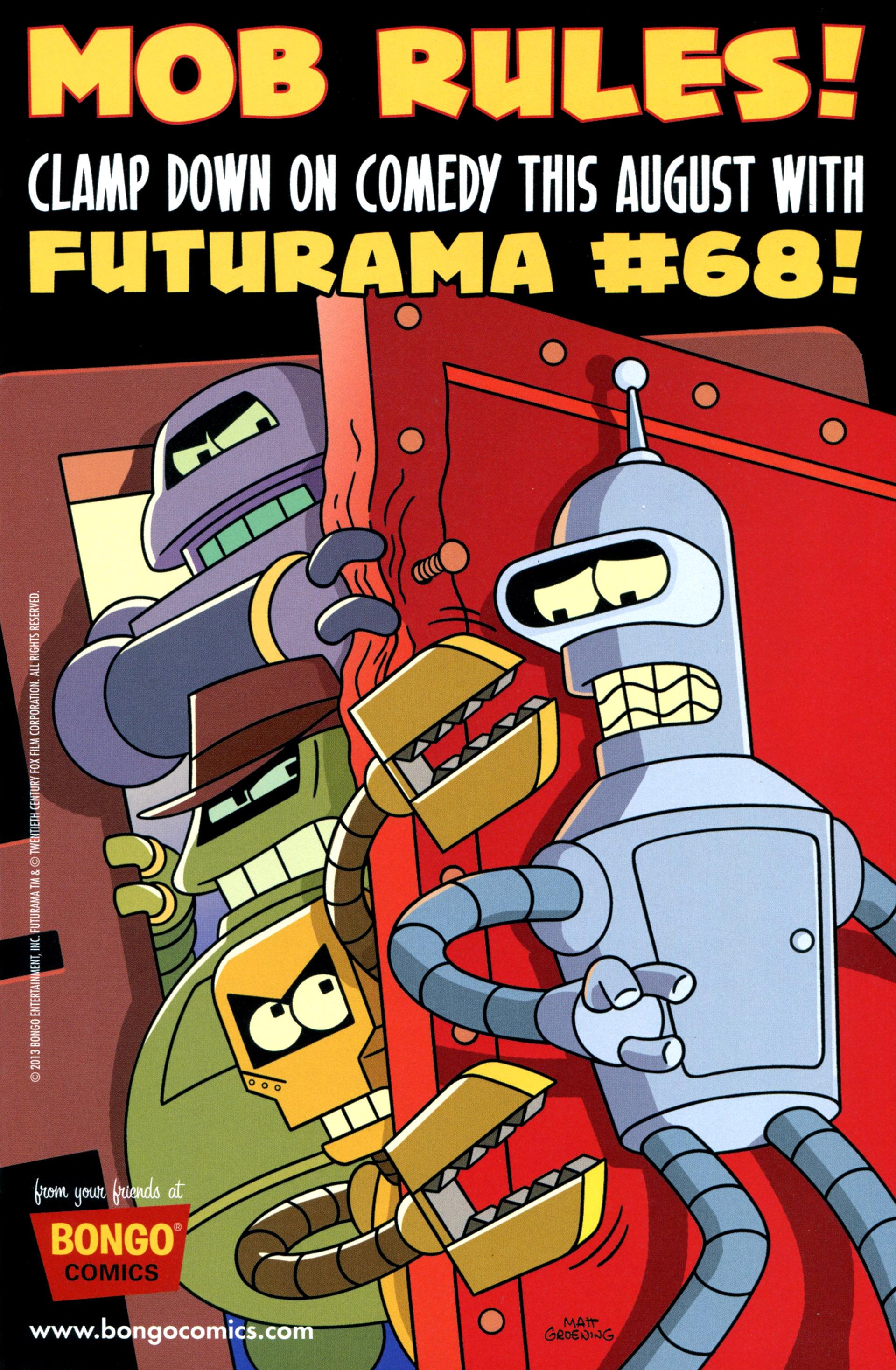 Read online Simpsons Comics comic -  Issue #204 - 25