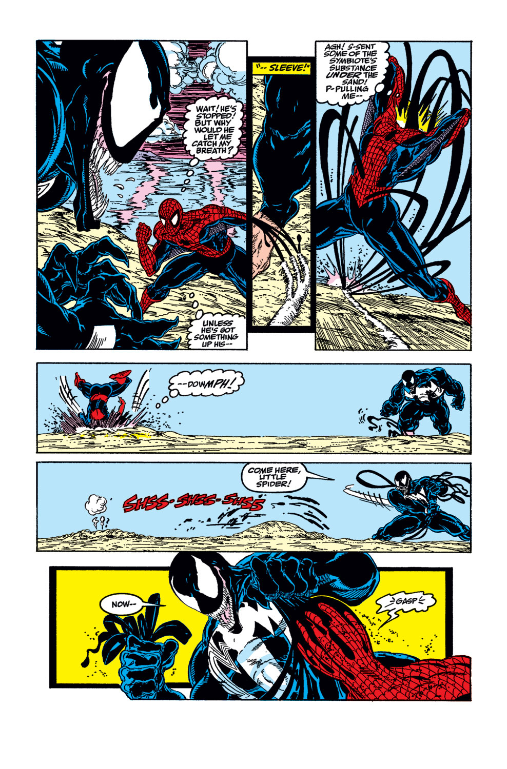 The Amazing Spider-Man (1963) 317 Page 16