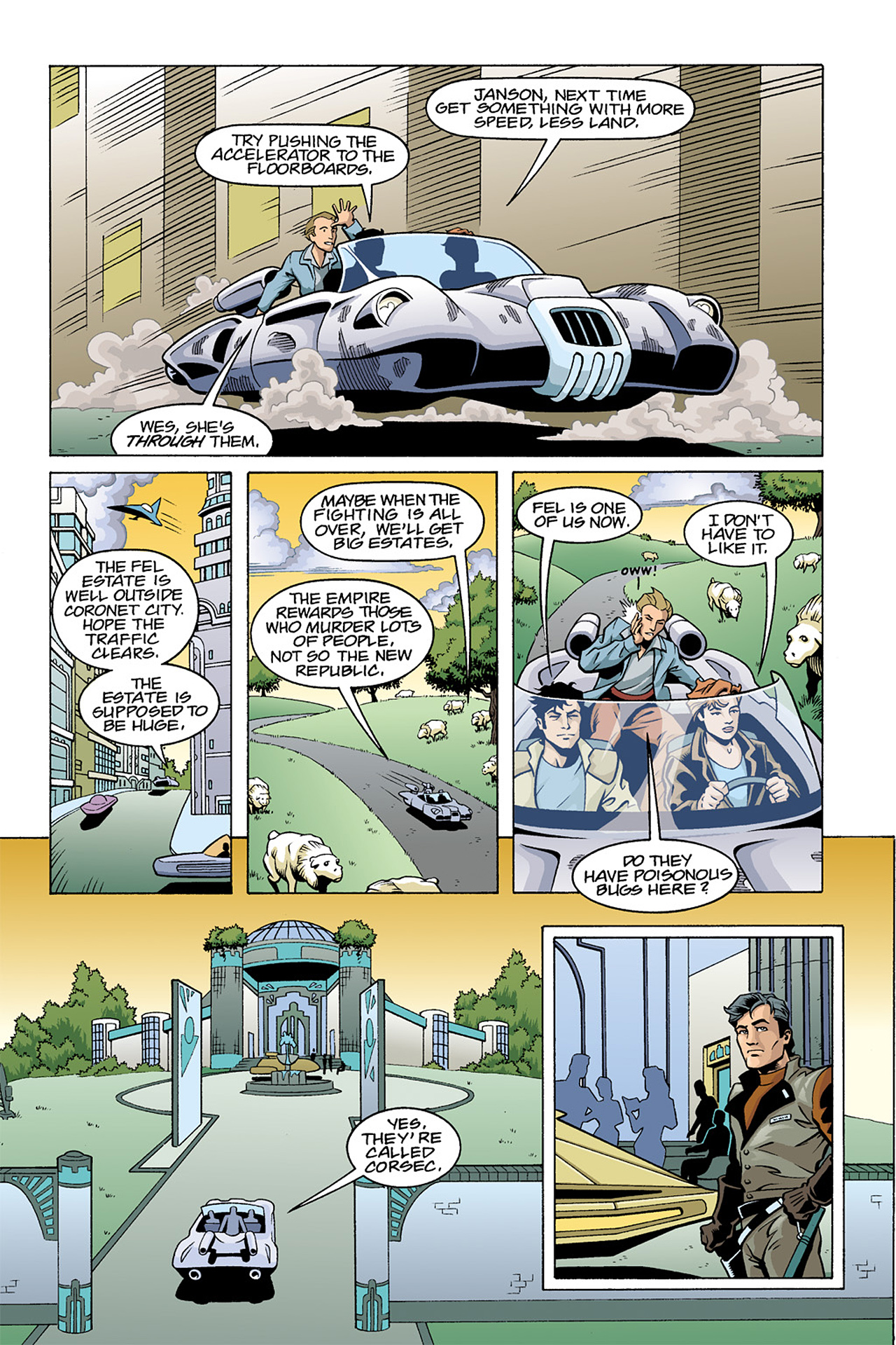 Read online Star Wars Omnibus comic -  Issue # Vol. 3 - 145