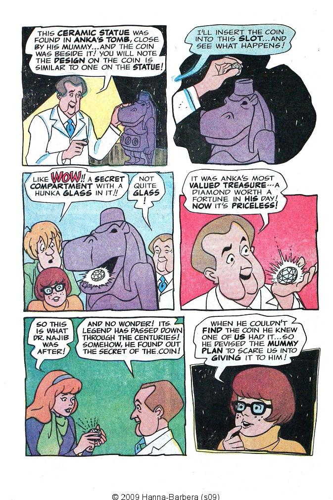 Read online Scooby-Doo... Where Are You! (1970) comic -  Issue #7 - 32