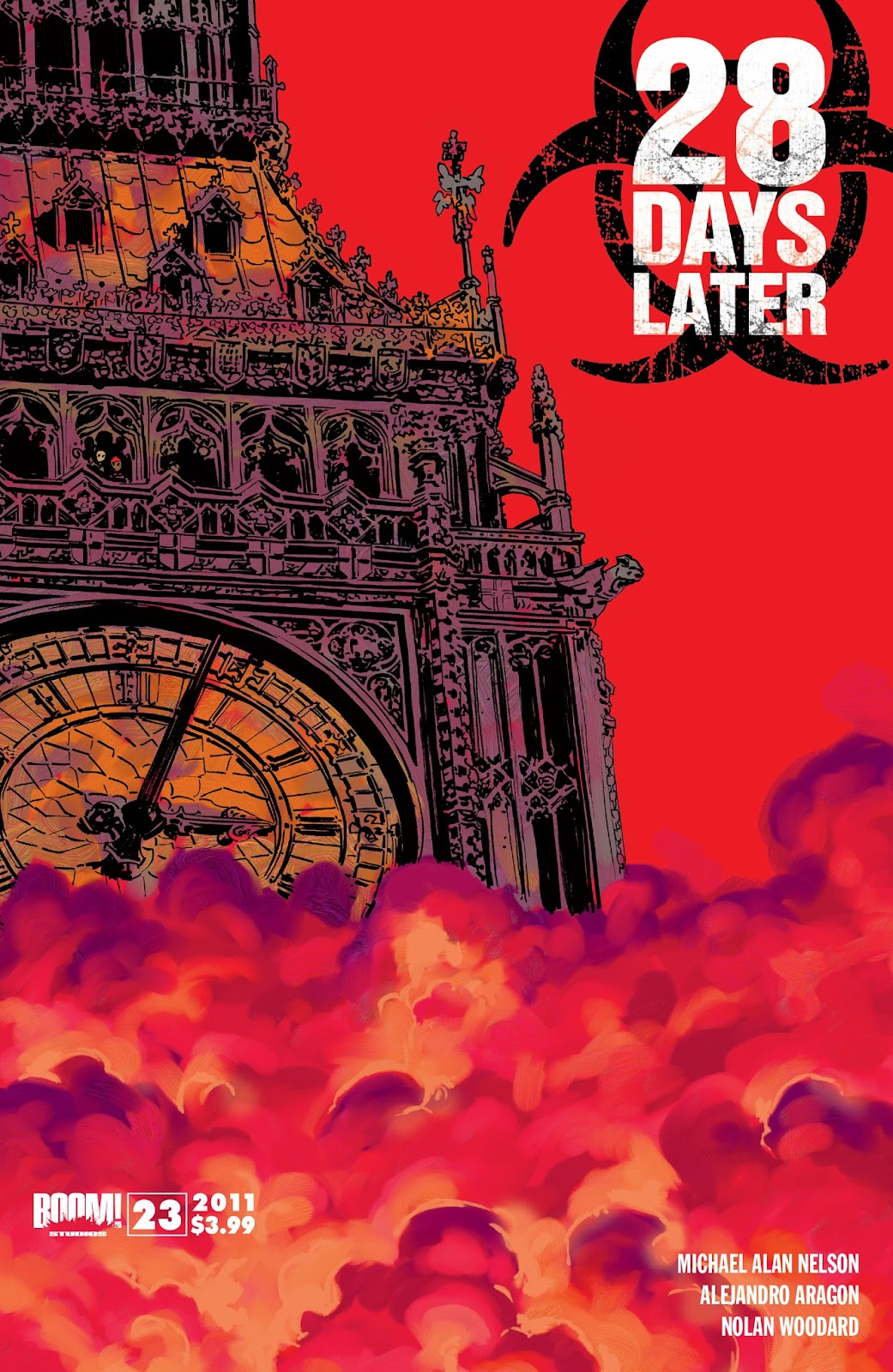28 Days Later issue 23 - Page 1