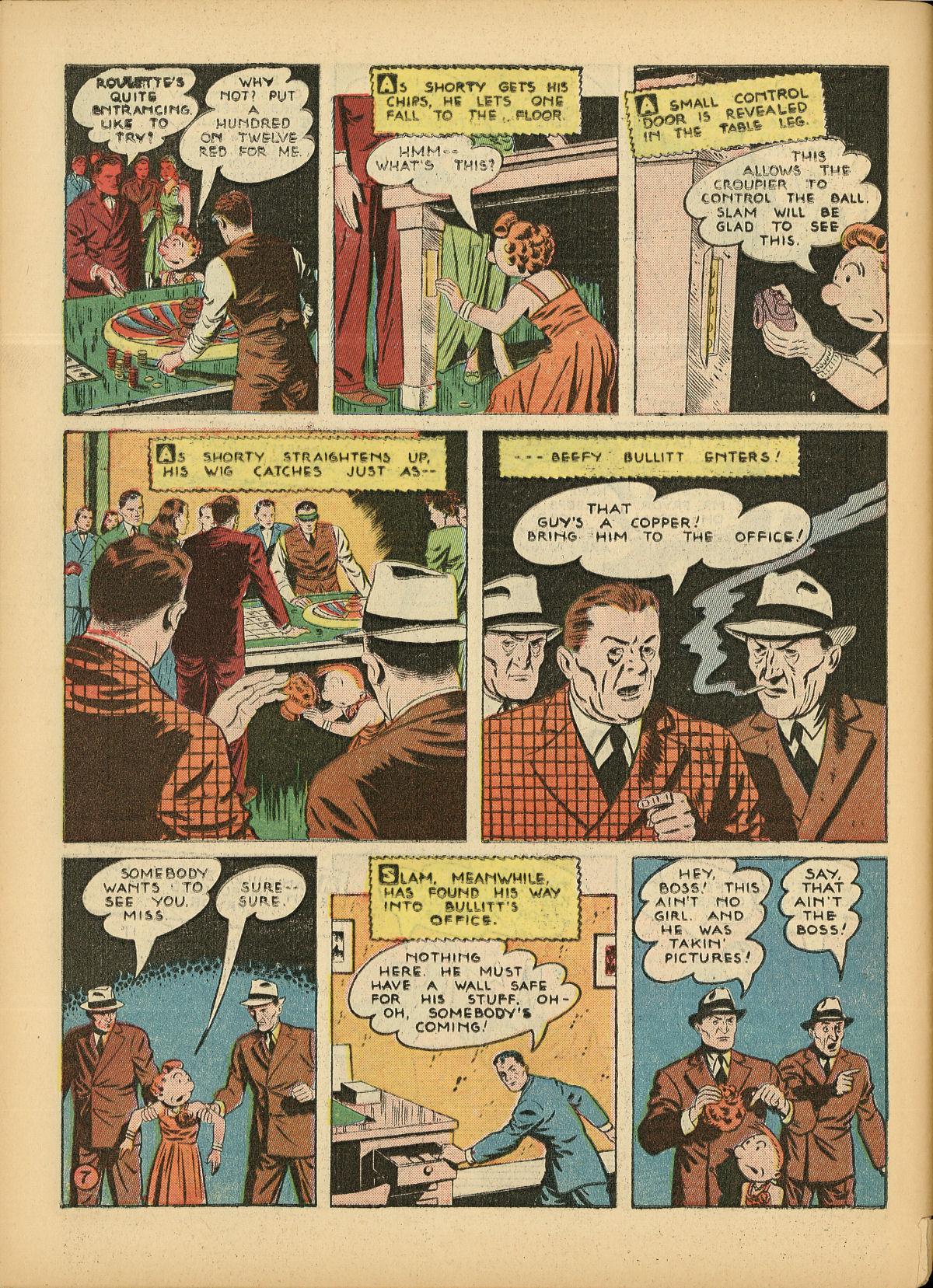 Read online Detective Comics (1937) comic -  Issue #55 - 64