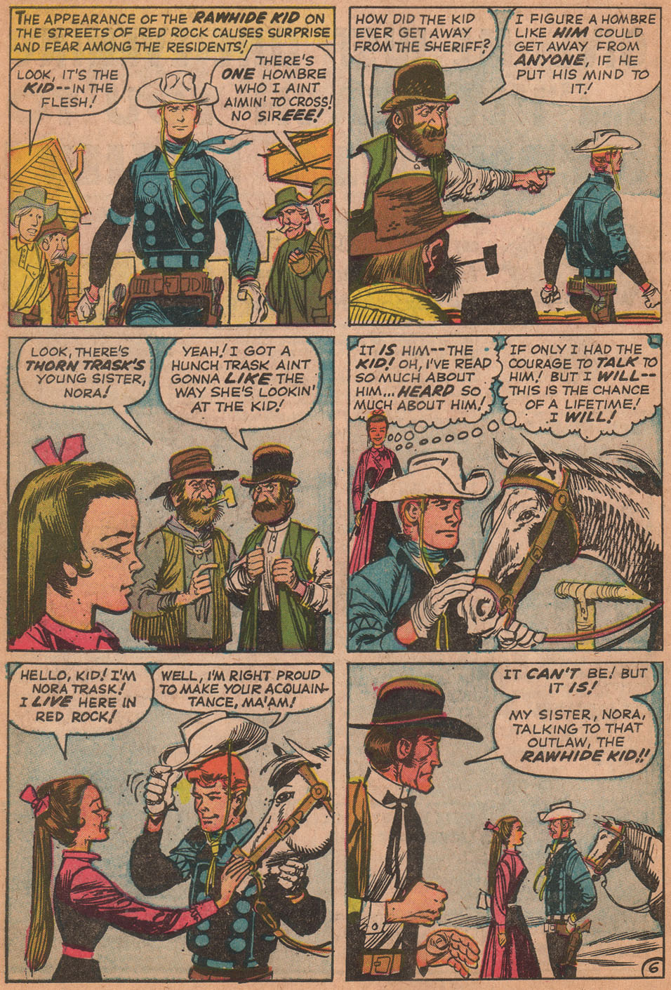 The Rawhide Kid (1955) issue 35 - Page 10