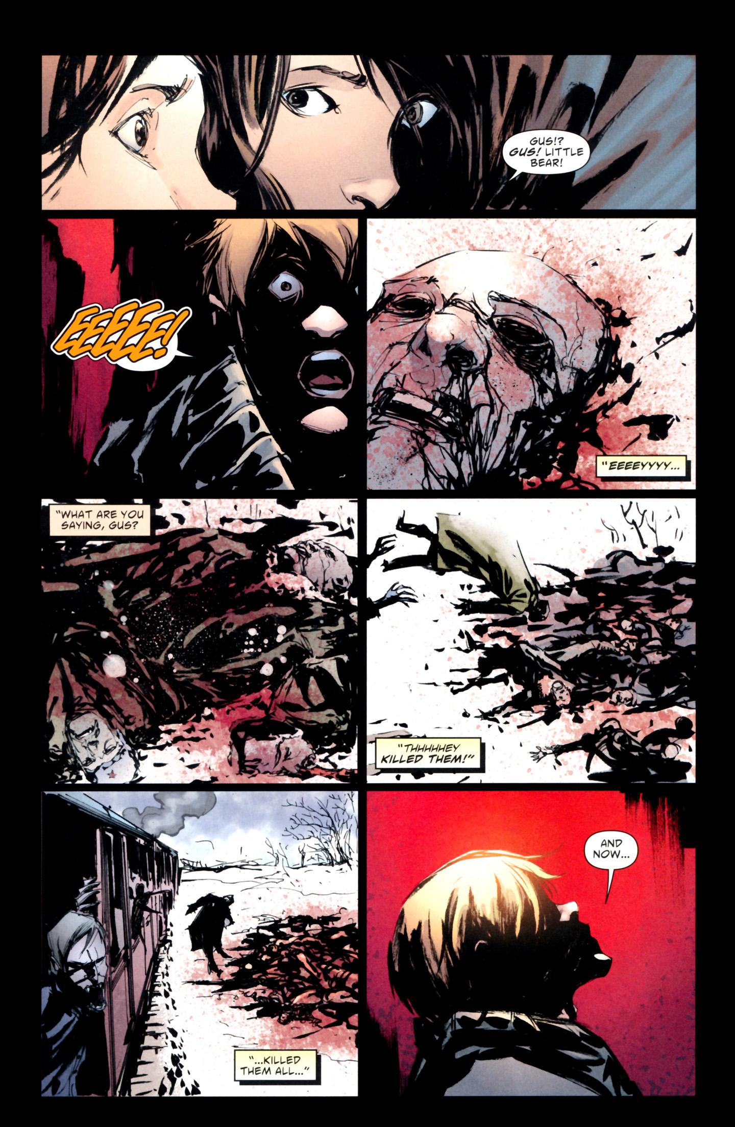 Read online American Vampire: Lord of Nightmares comic -  Issue #3 - 29