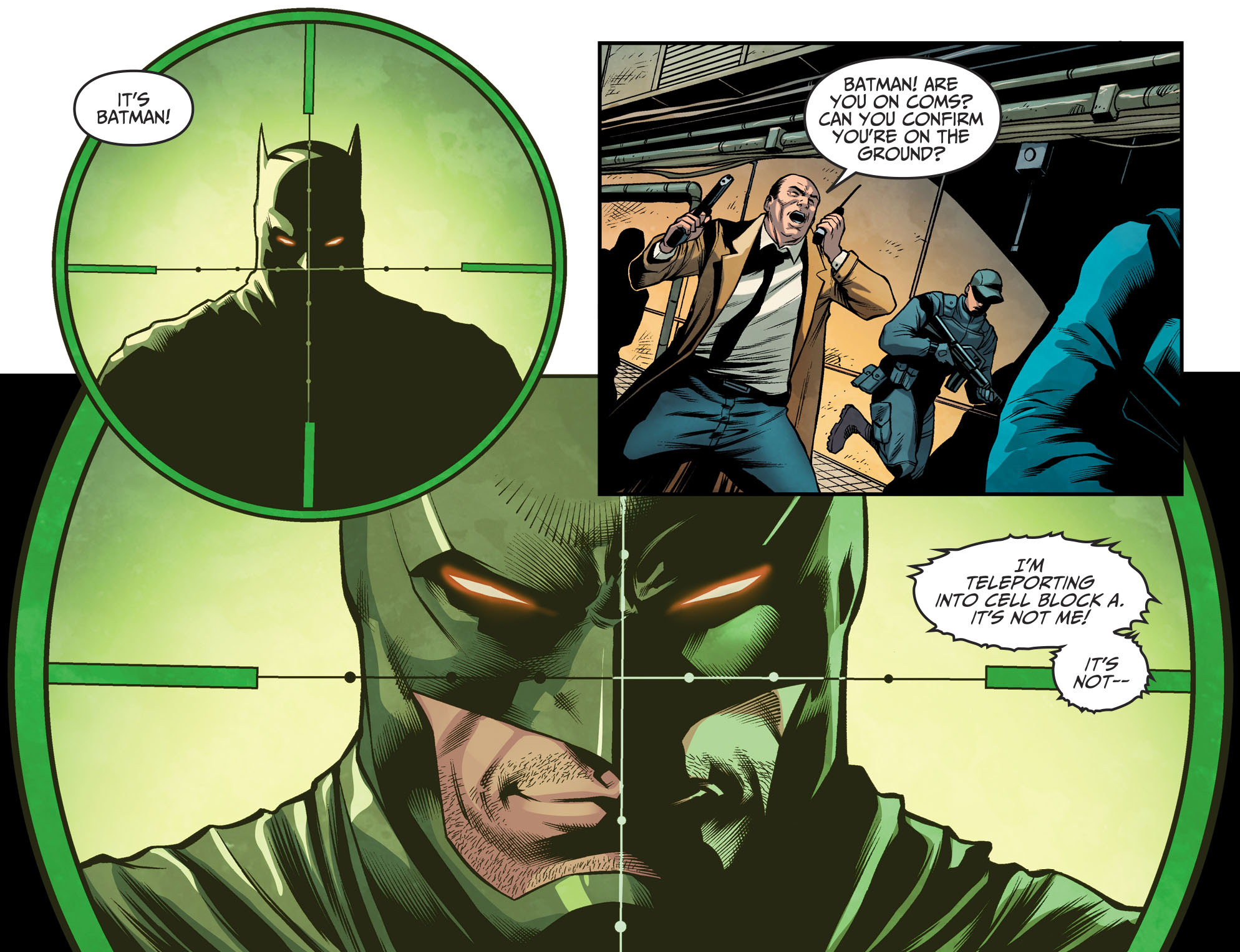 Read online Injustice 2 comic -  Issue #5 - 7