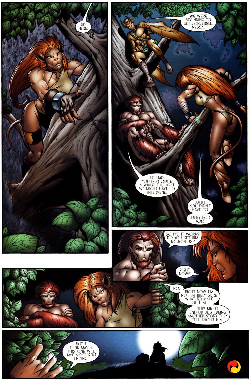 Read online Scion comic -  Issue #11 - 32