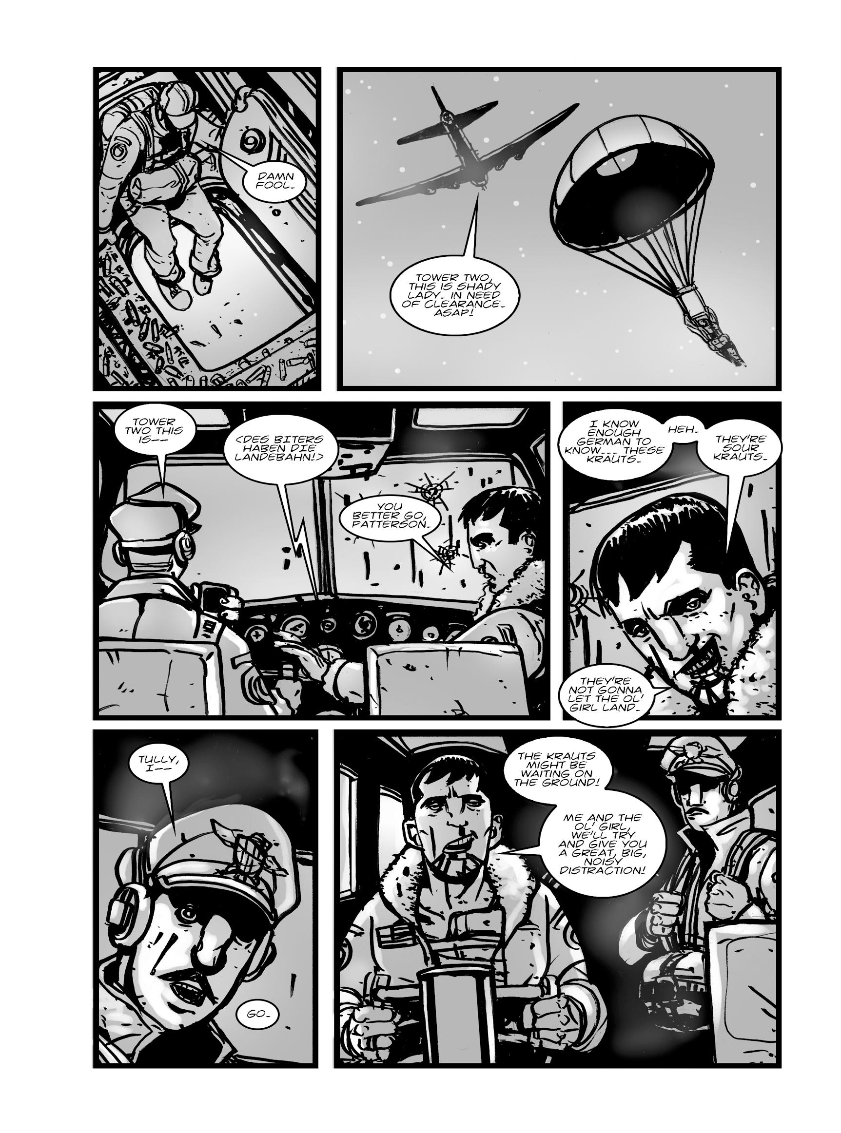 Read online FUBAR comic -  Issue #1 - 160