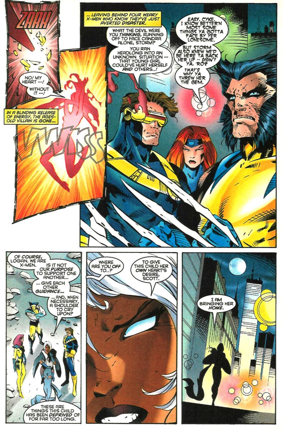 X-Men (1991) 61 Page 20