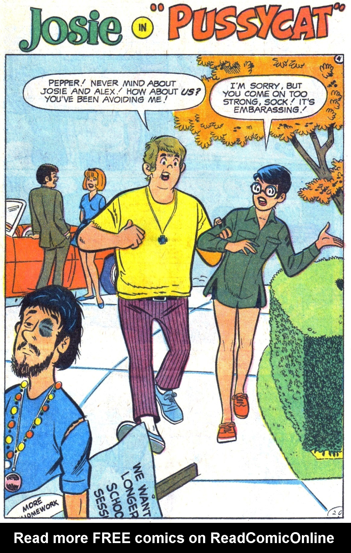 Read online She's Josie comic -  Issue #37 - 29