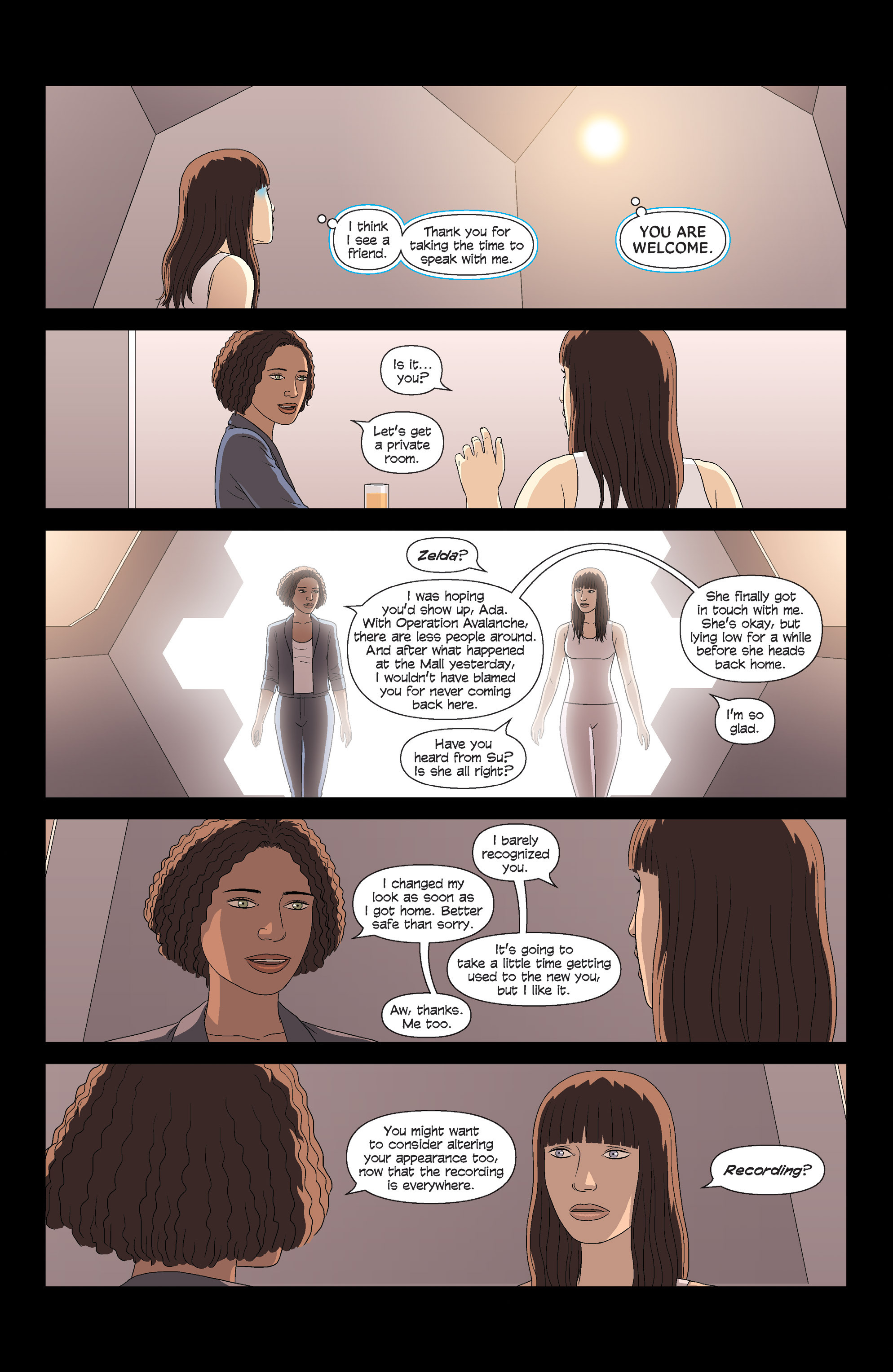 Read online Alex   Ada comic -  Issue # _TPB 3 - 15