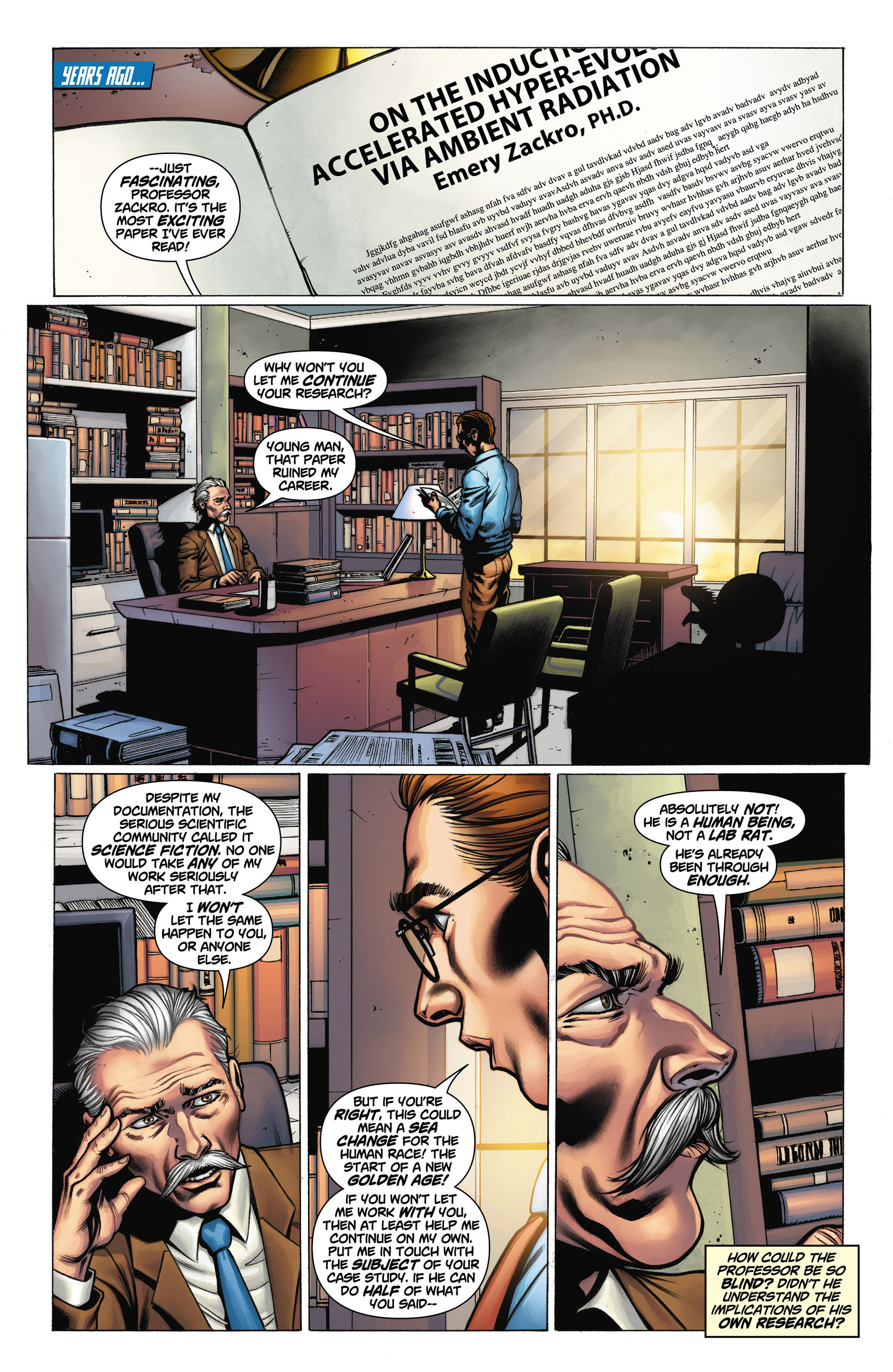 Read online Action Comics (2011) comic -  Issue #0 - 22