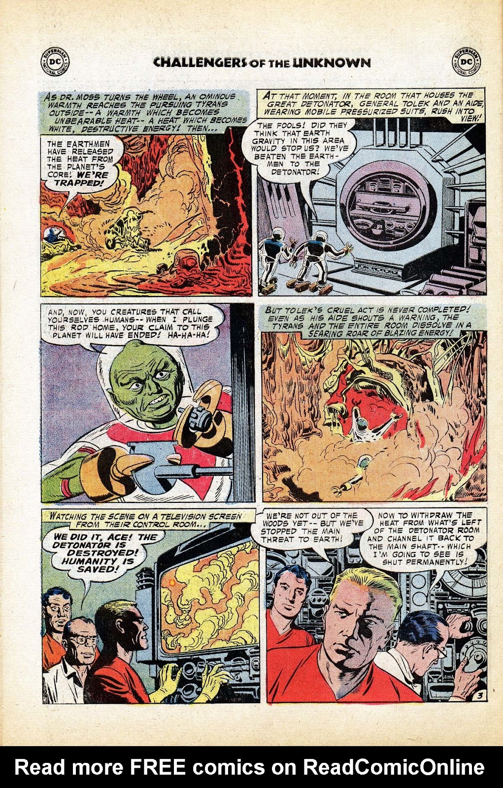 Challengers of the Unknown (1958) issue 80 - Page 30