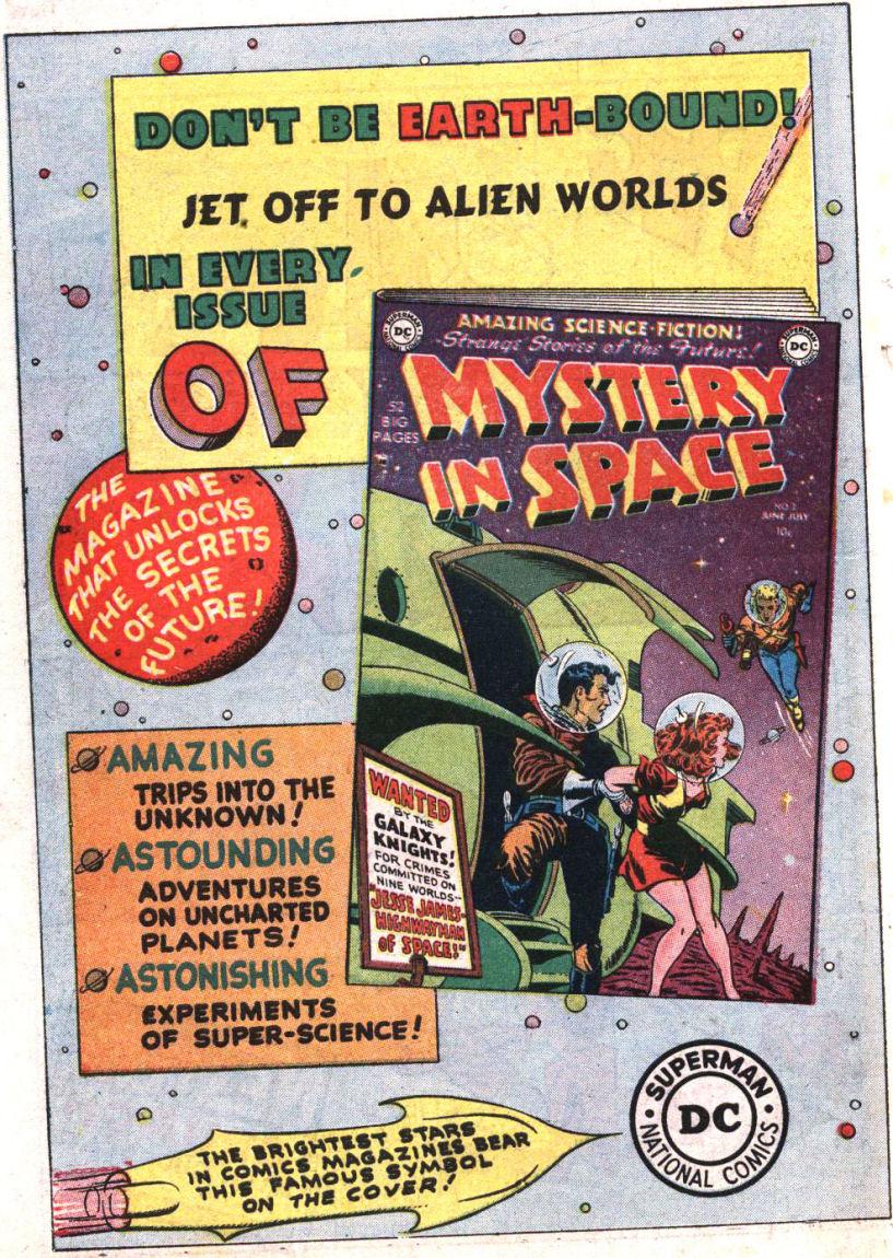 Read online Sensation (Mystery) Comics comic -  Issue #104 - 26