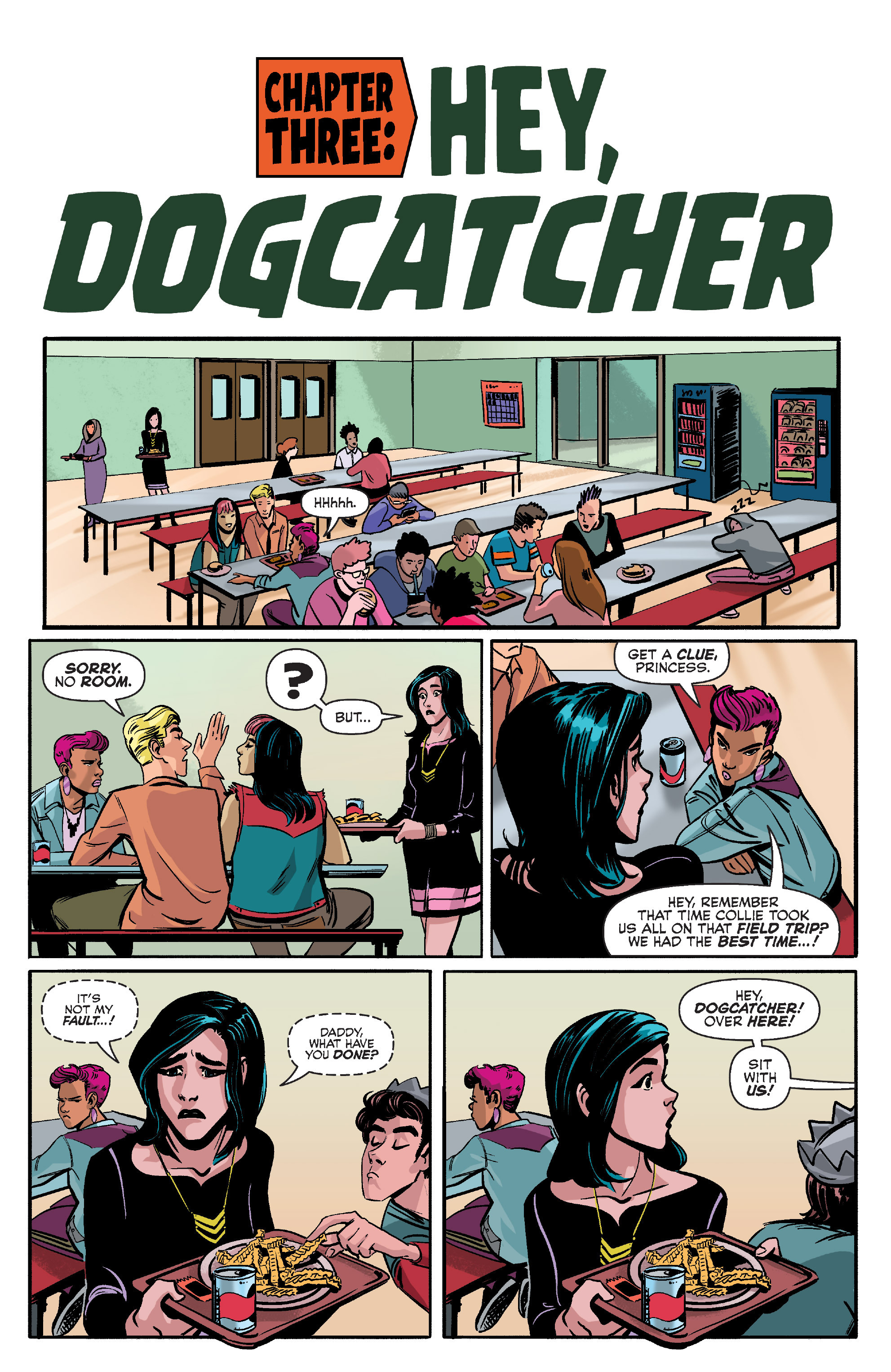 Read online Archie (2015) comic -  Issue #10 - 16