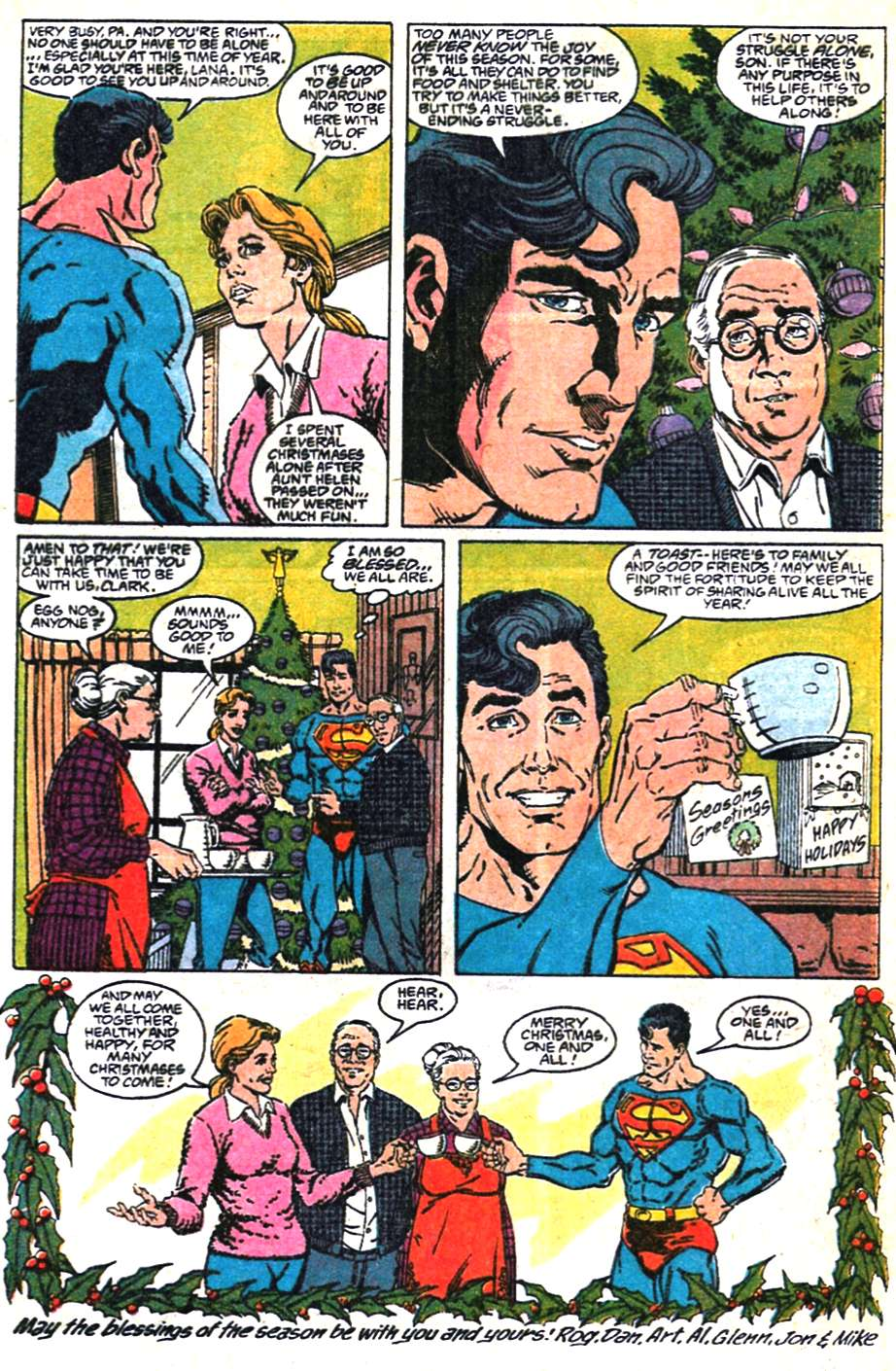 Read online Adventures of Superman (1987) comic -  Issue #462 - 23