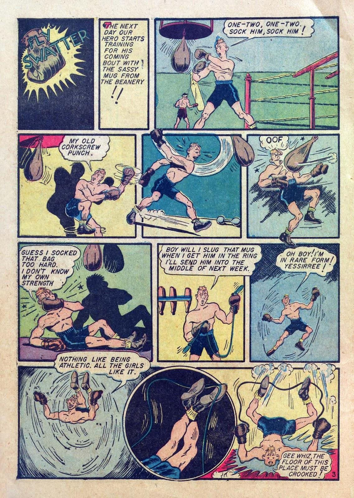 Read online Joker Comics comic -  Issue #1 - 56