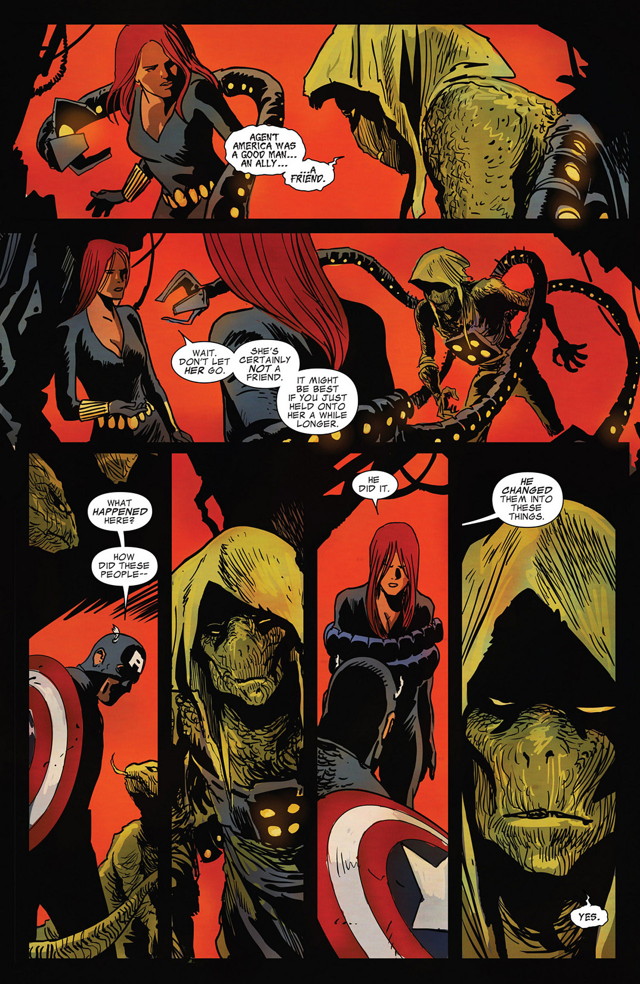 Read online Captain America And Black Widow comic -  Issue #639 - 5