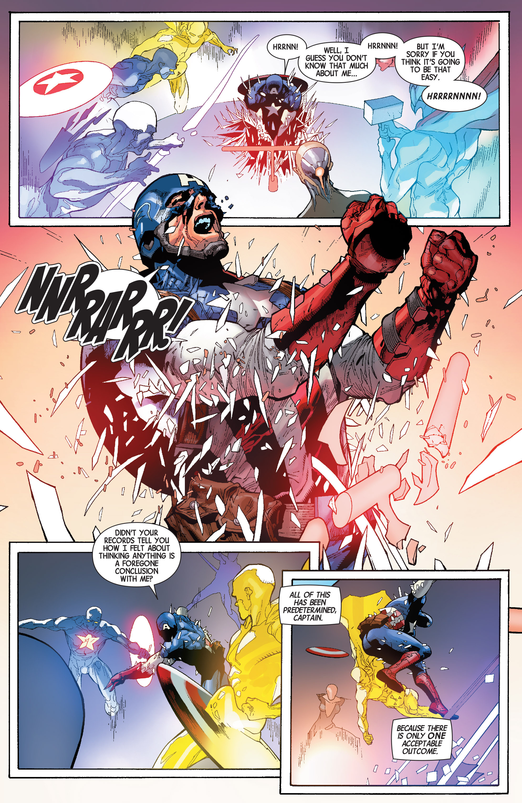 Read online Avengers (2013) comic -  Issue #33 - 14
