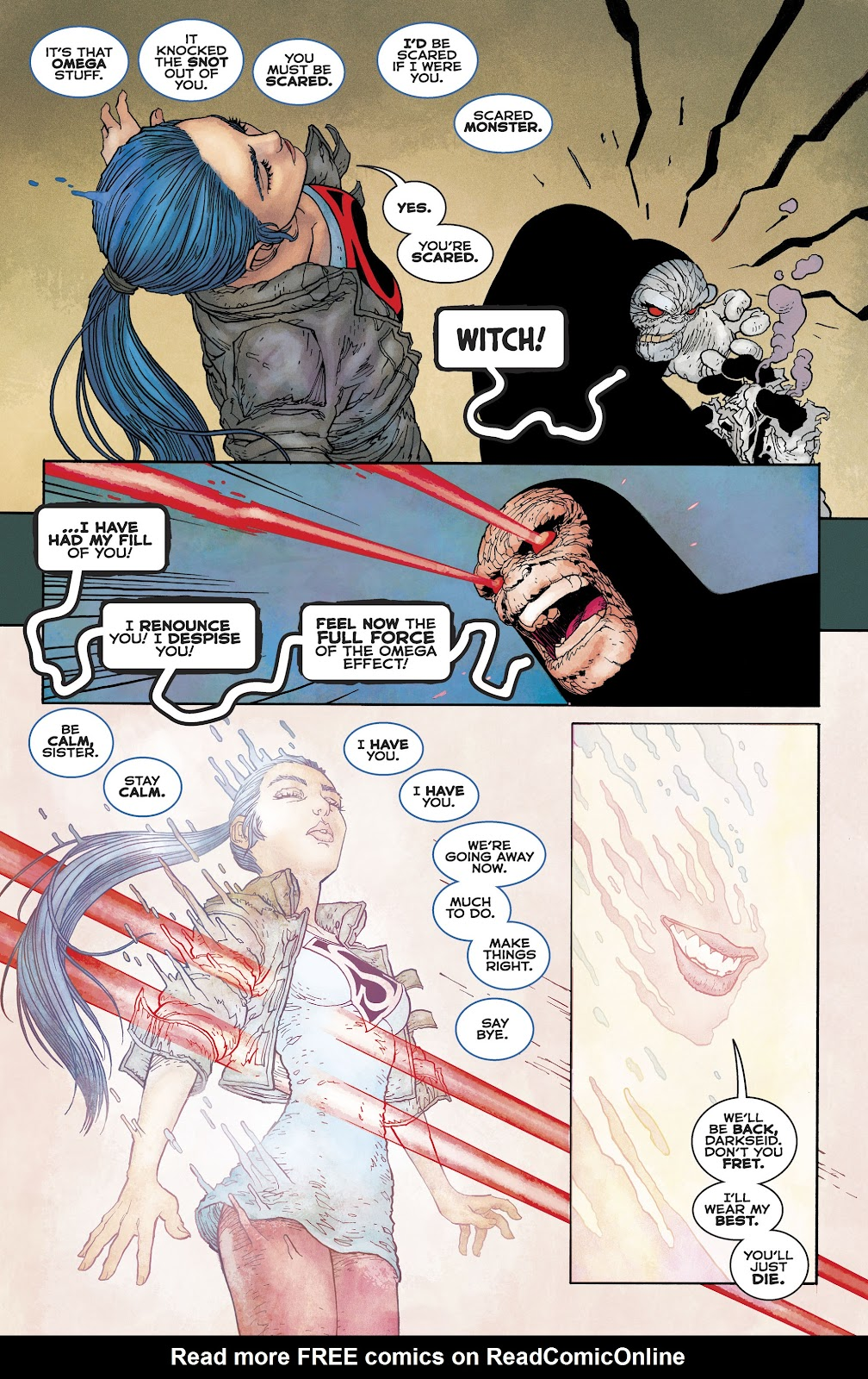 Dark Knight Returns: The Golden Child issue Full - Page 48
