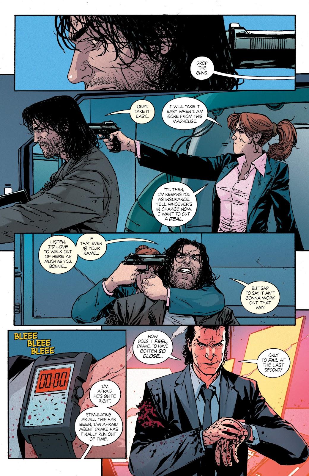 Read online Hardcore comic -  Issue #5 - 12
